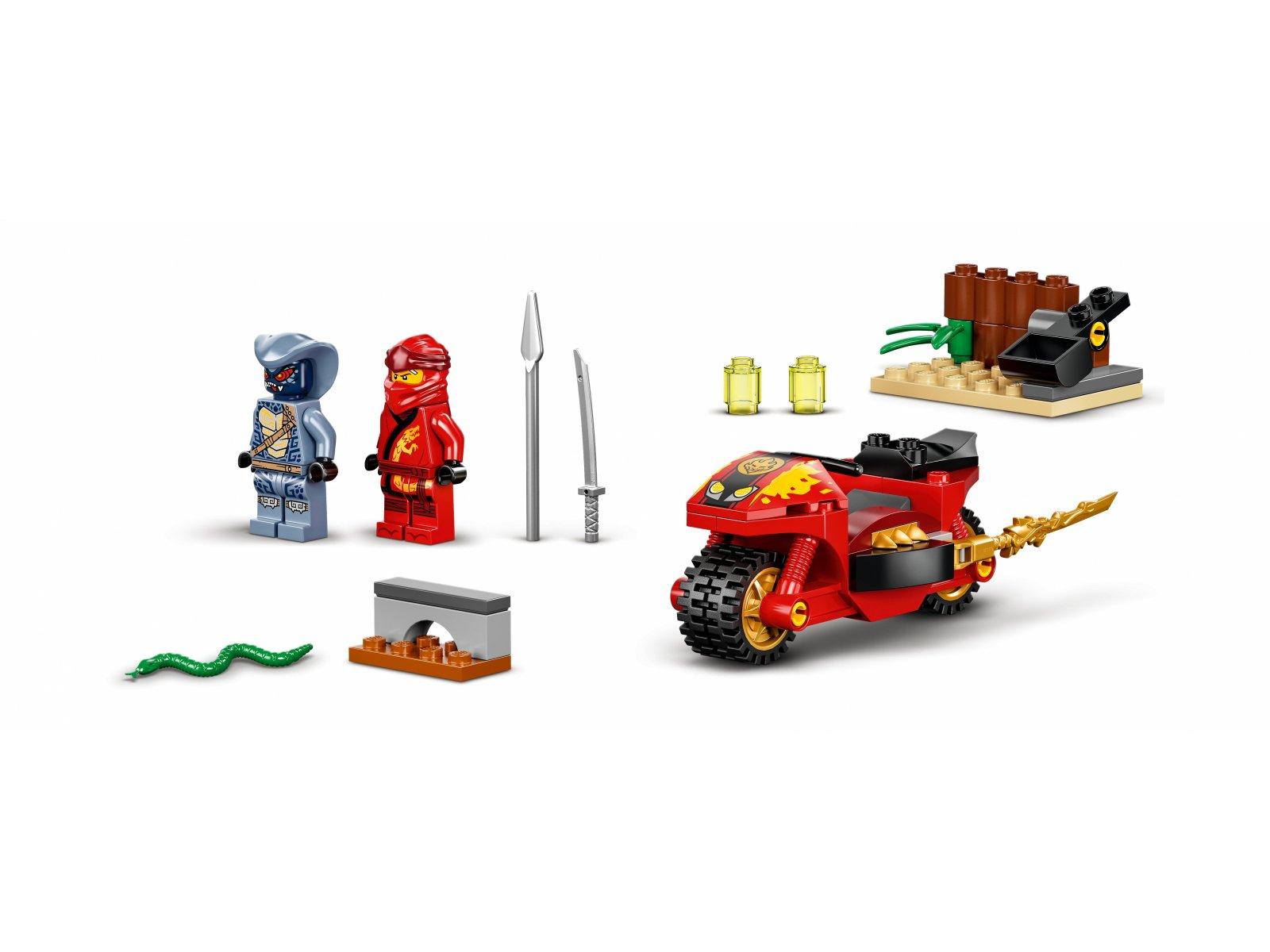 LEGO 71734 Motocykl Kaia