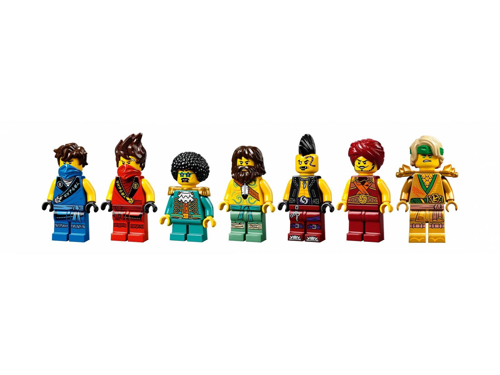LEGO 71735 Ninjago Turniej Żywiołów