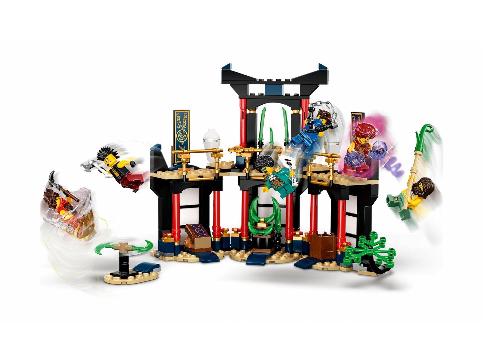 LEGO Ninjago Turniej Żywiołów 71735