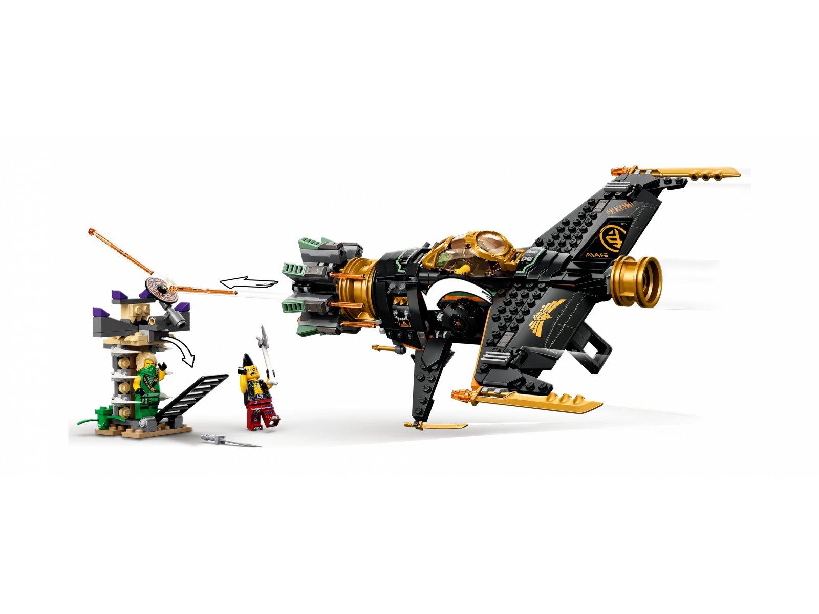 LEGO Ninjago 71736 Kruszarka skał