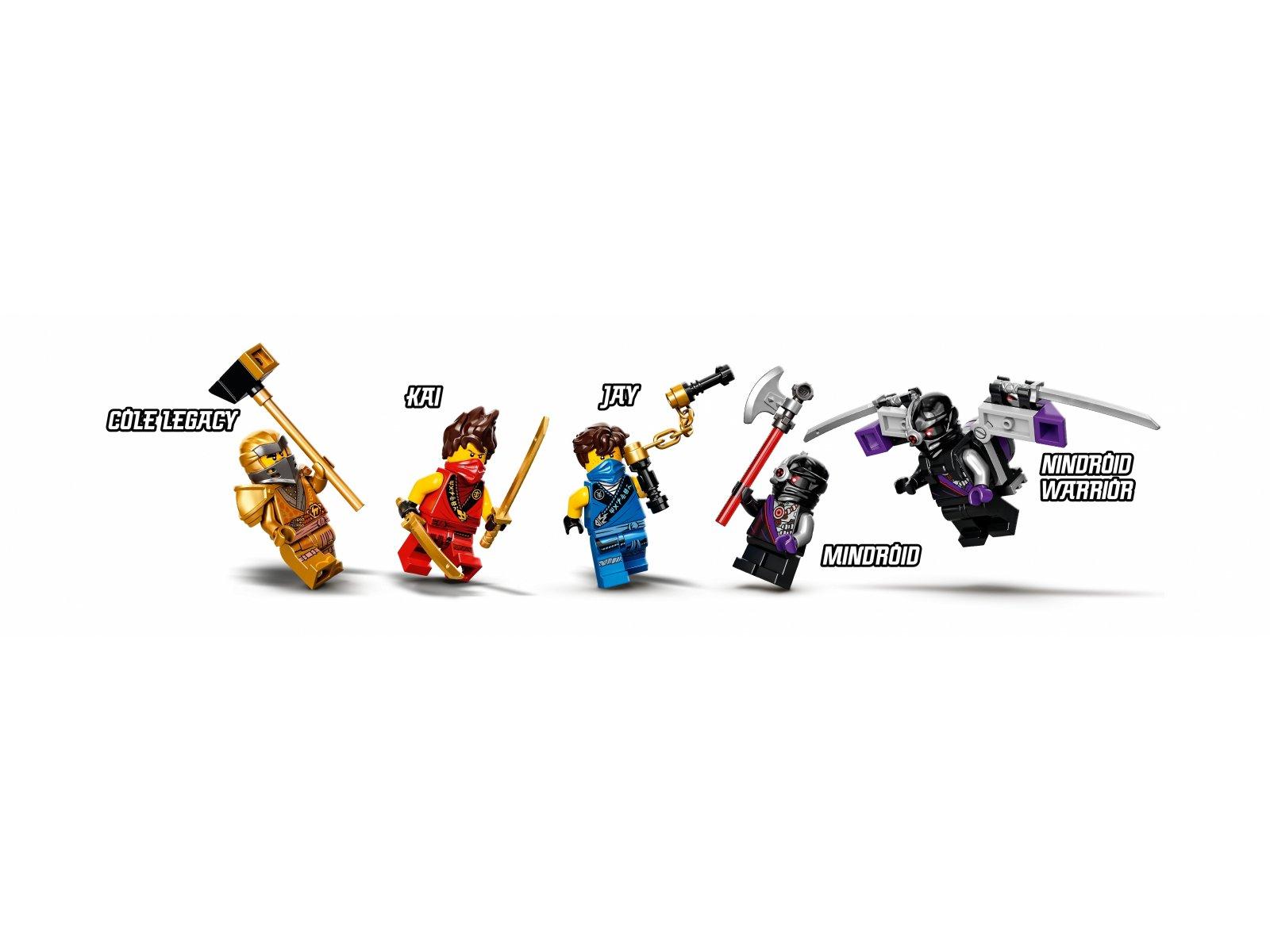 LEGO Ninjago 71737 Ninjaścigacz X-1
