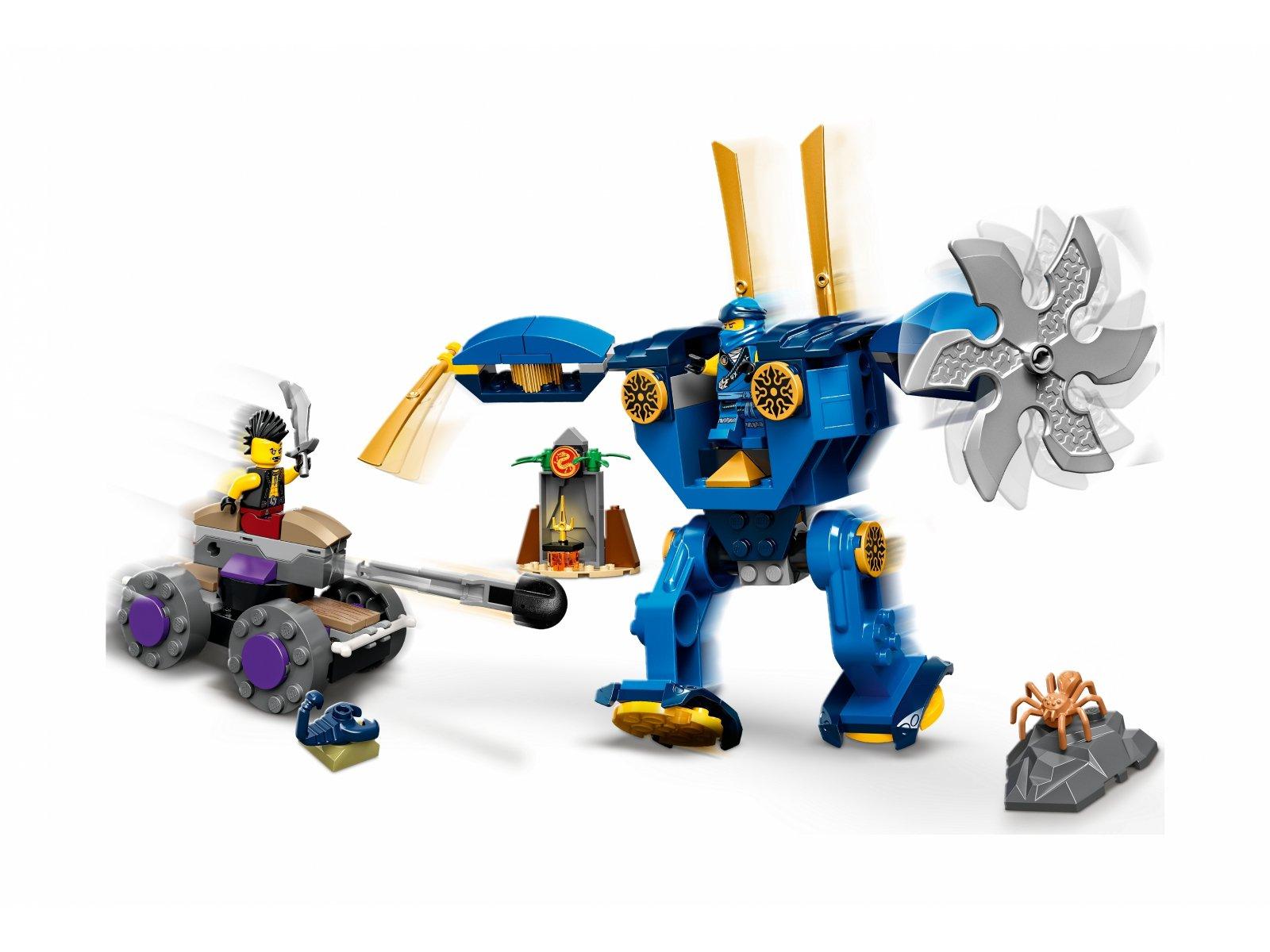 LEGO 71740 ElectroMech