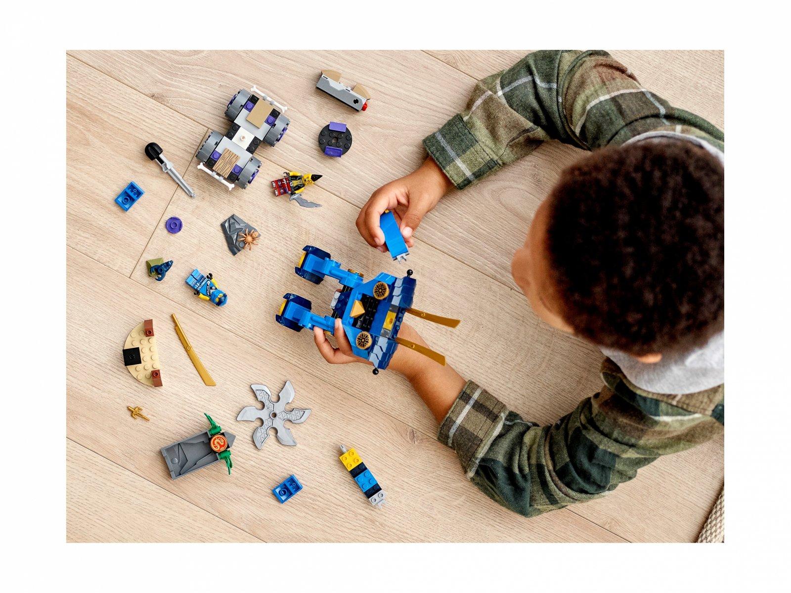 LEGO Ninjago 71740 ElectroMech
