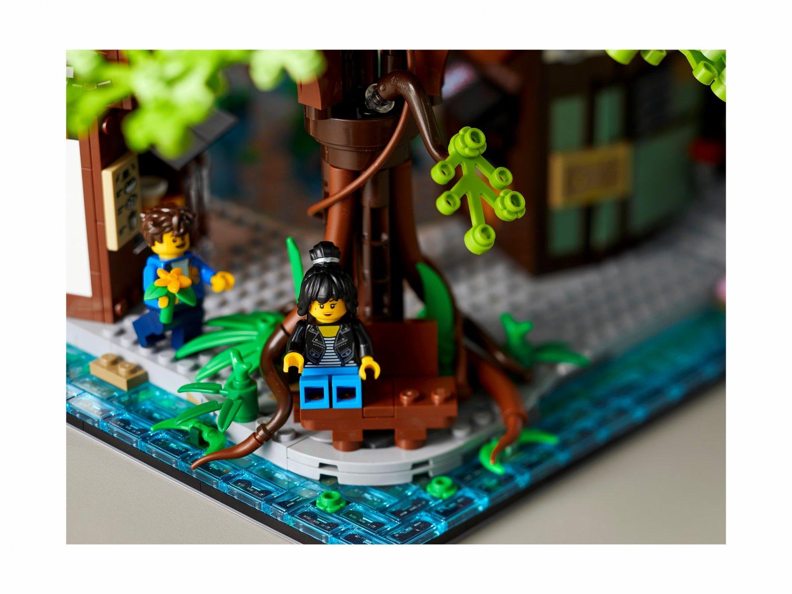 LEGO Ninjago 71741 Ogrody miasta NINJAGO®