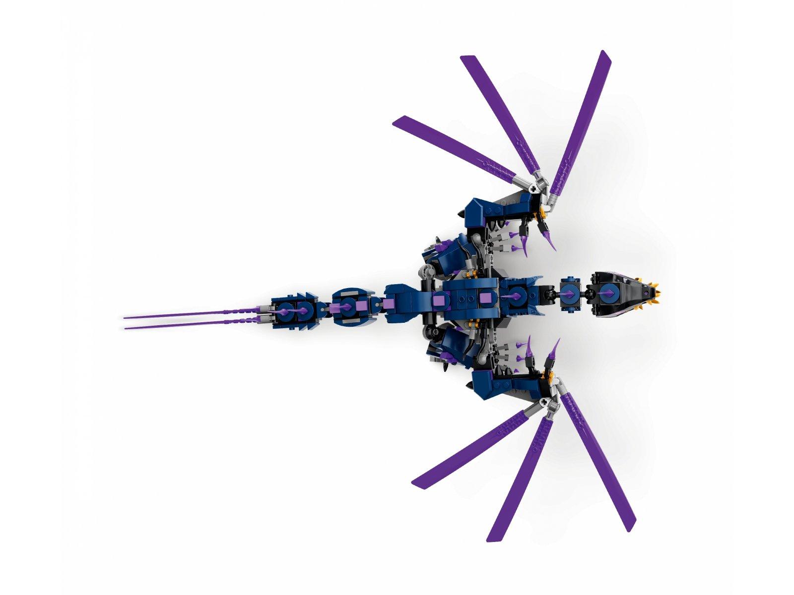 LEGO Ninjago® 71742 Smok Overlorda