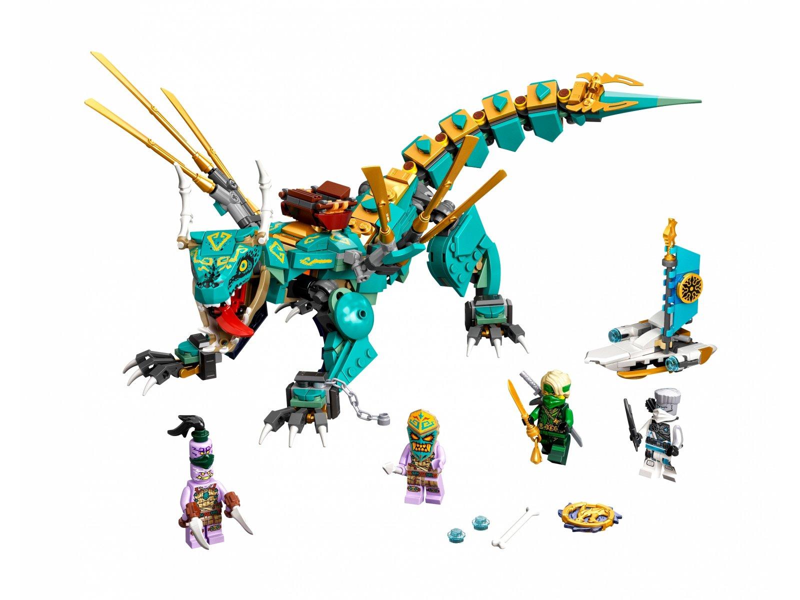 LEGO 71746 Ninjago Dżunglowy smok