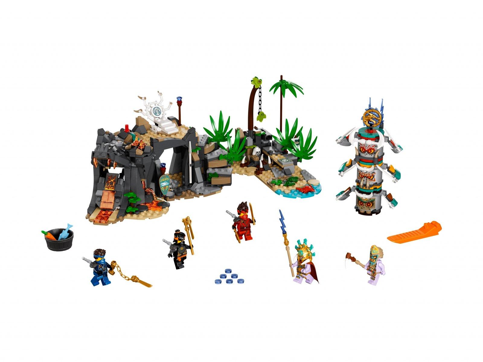 LEGO Ninjago 71747 Wioska strażników