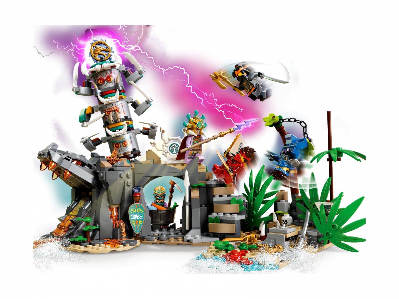 LEGO 71747 Wioska strażników
