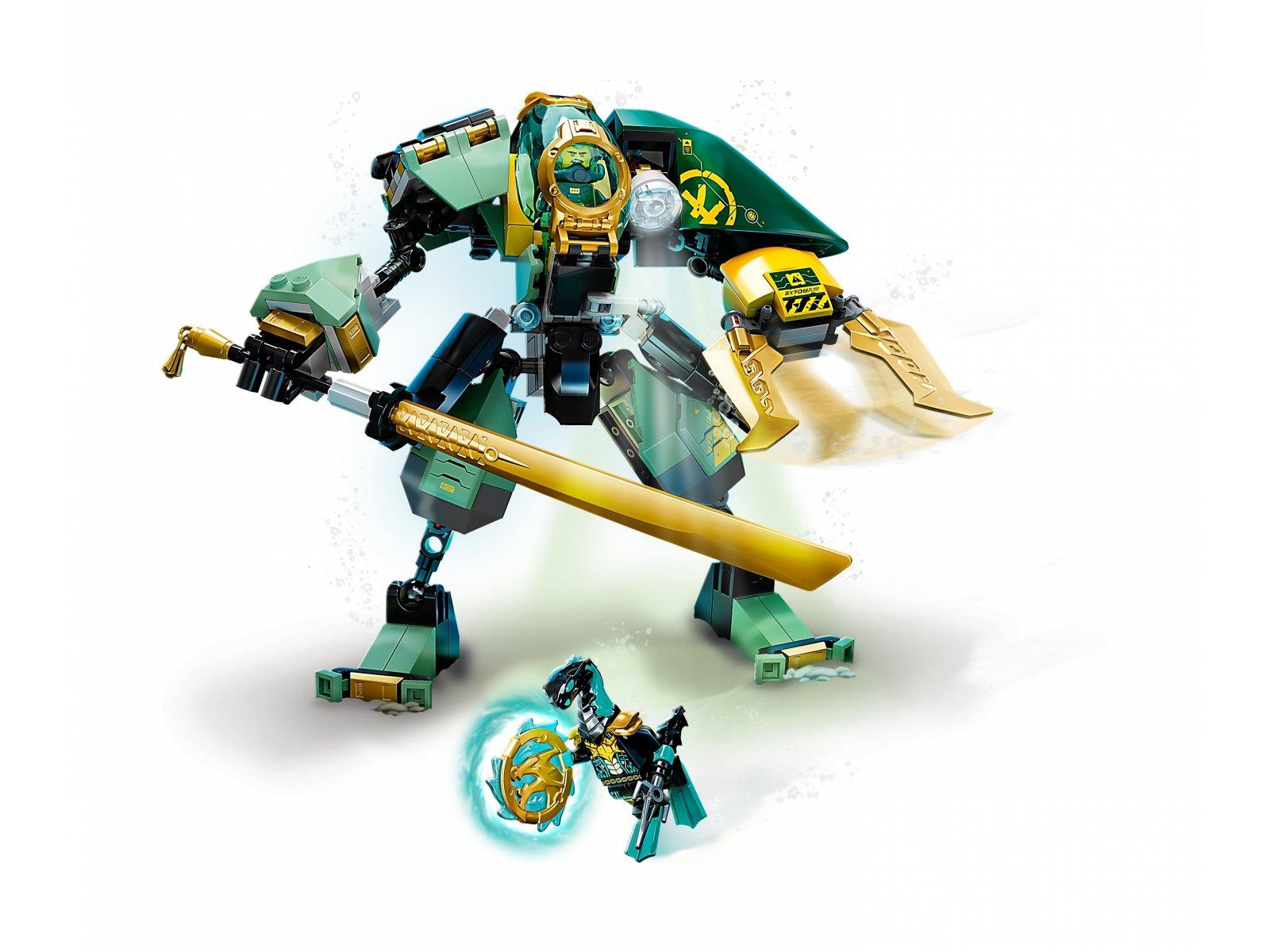 LEGO 71750 Ninjago Wodny mech Lloyda