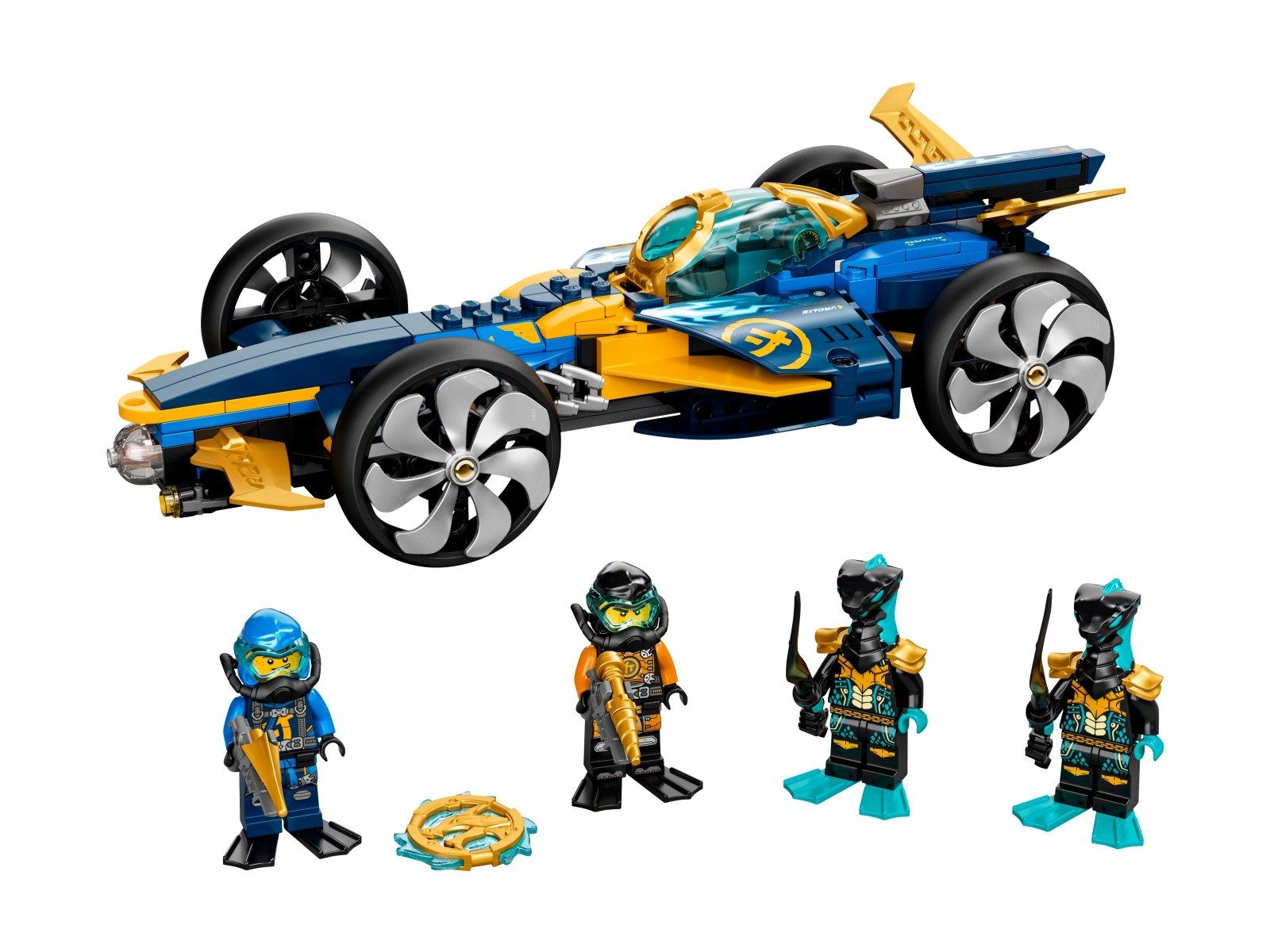 LEGO Ninjago 71752 Podwodny śmigacz ninja
