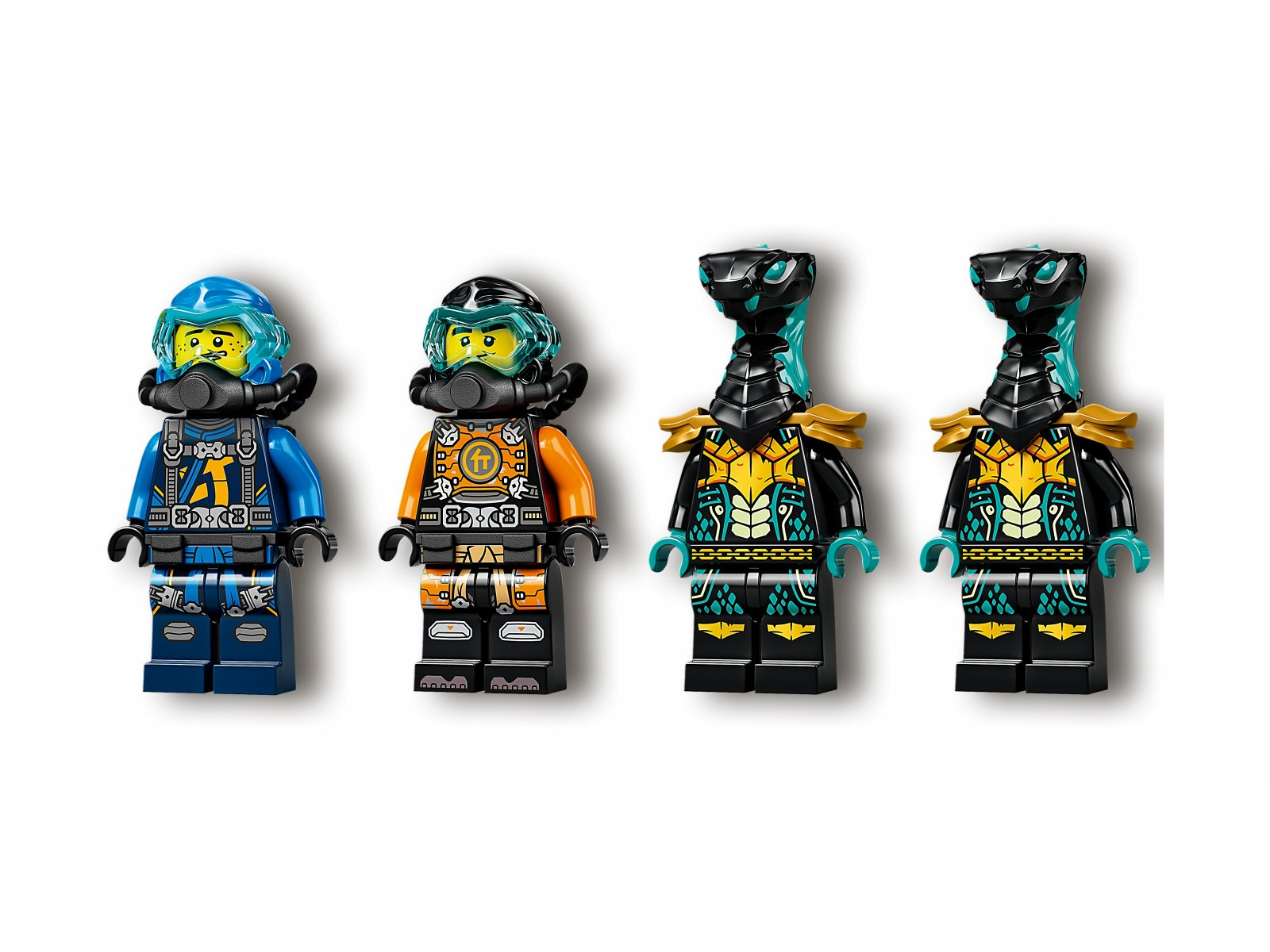 LEGO 71752 Ninjago Podwodny śmigacz ninja