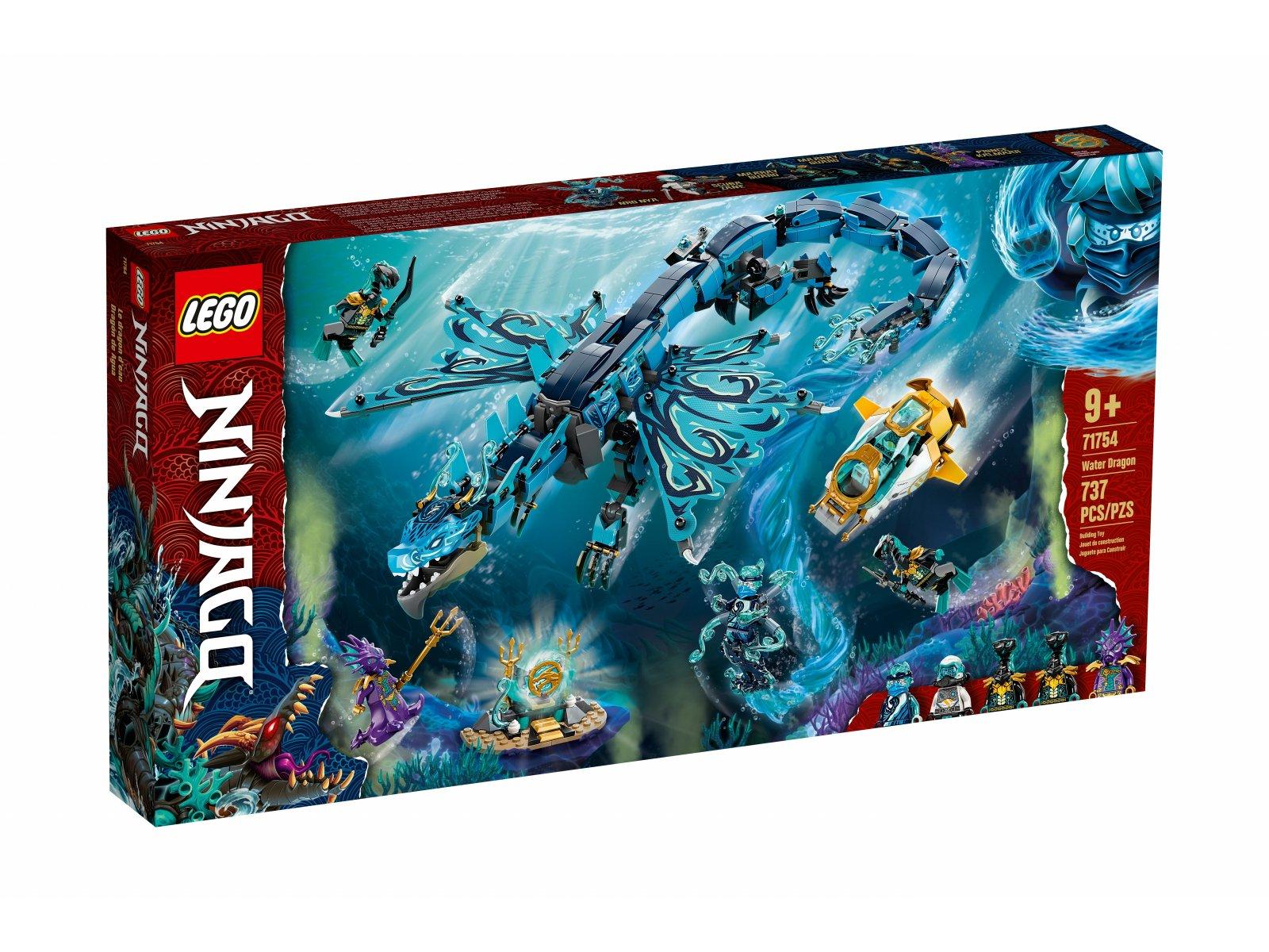 LEGO Ninjago Smok wodny 71754