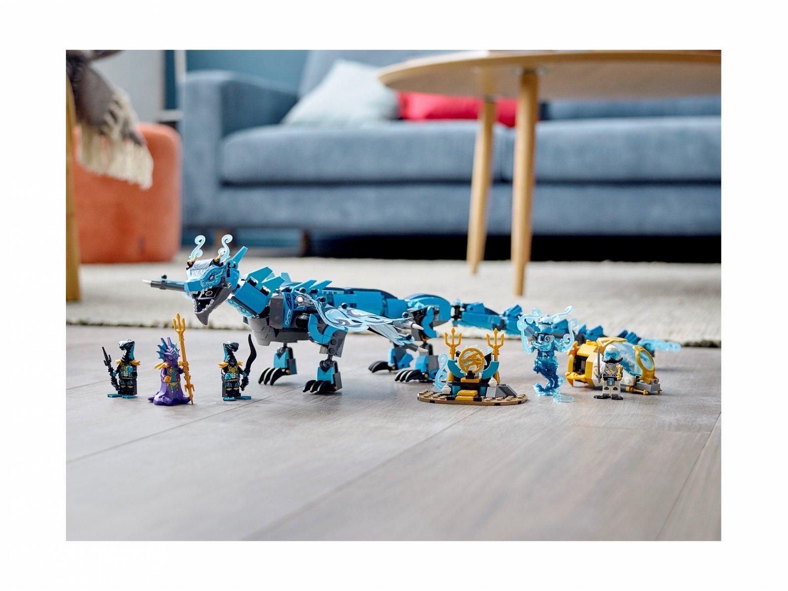 LEGO 71754 Ninjago Smok wodny