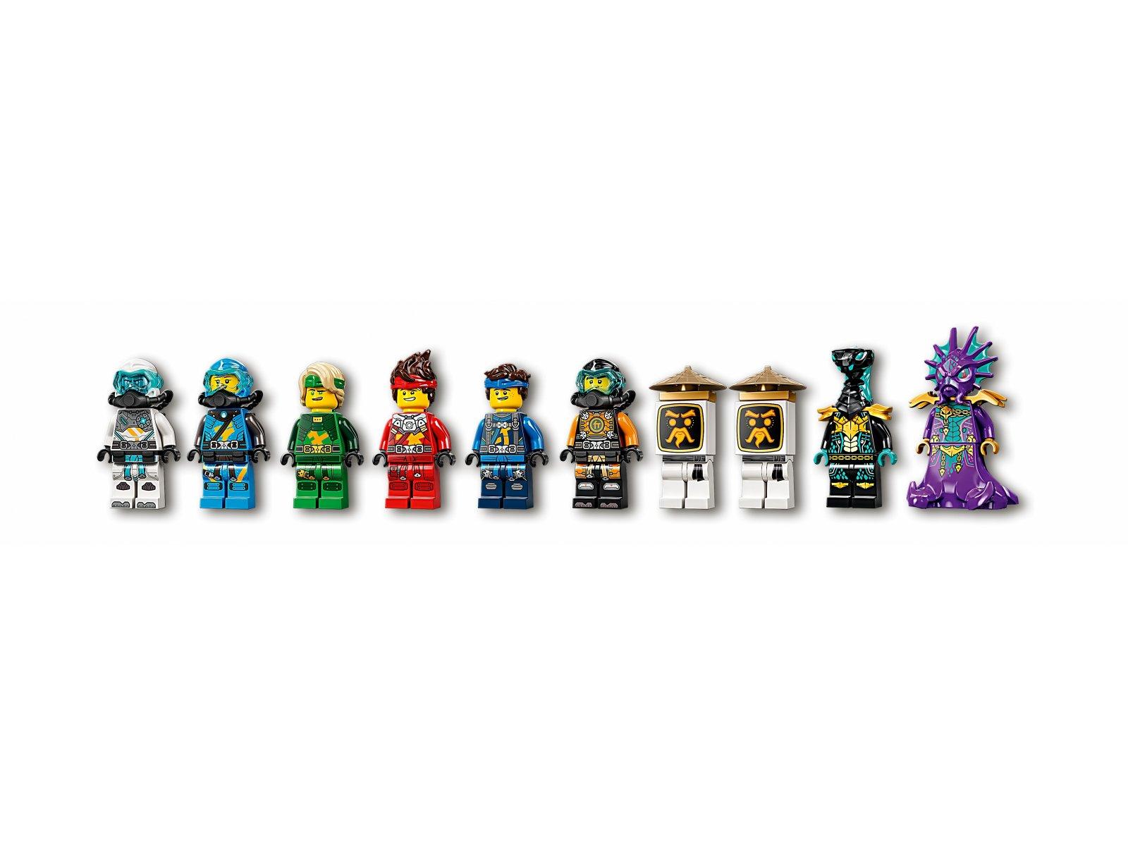 LEGO 71756 Ninjago Pływająca Perła