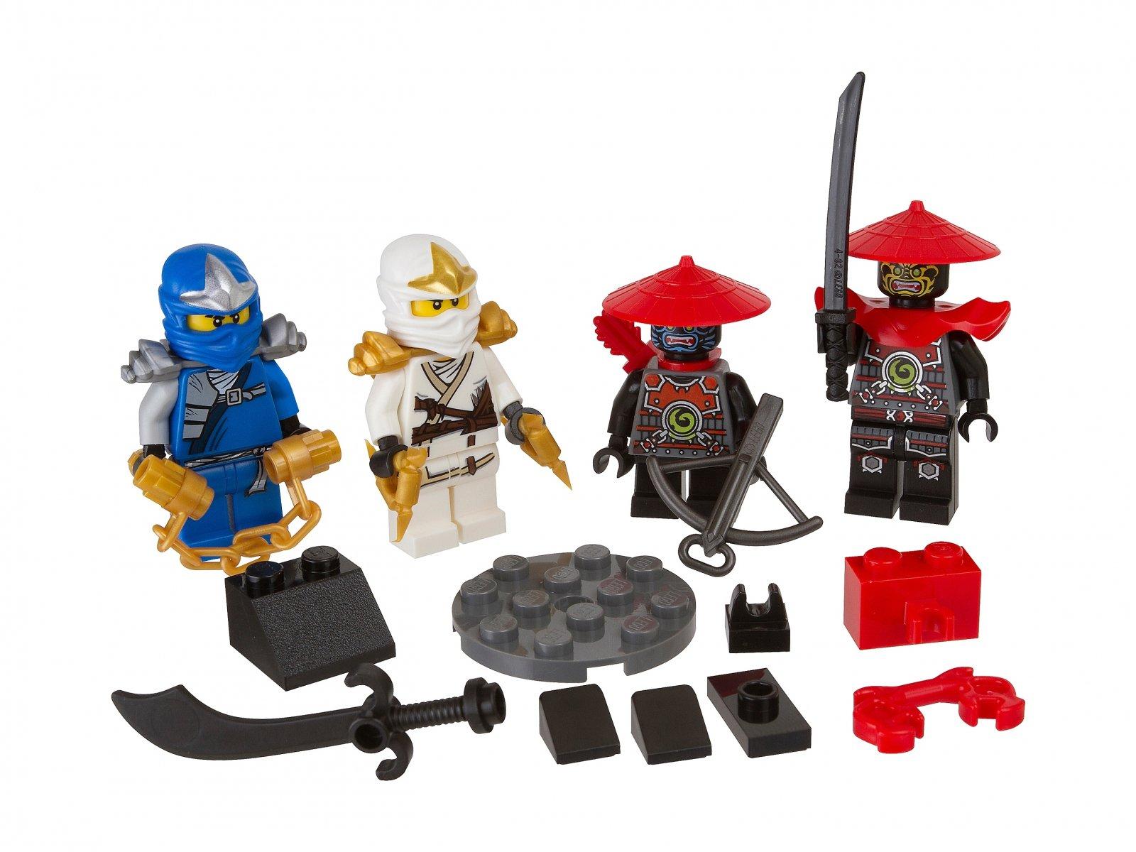 LEGO 850632 Ninjago® Samurai Accessory Set