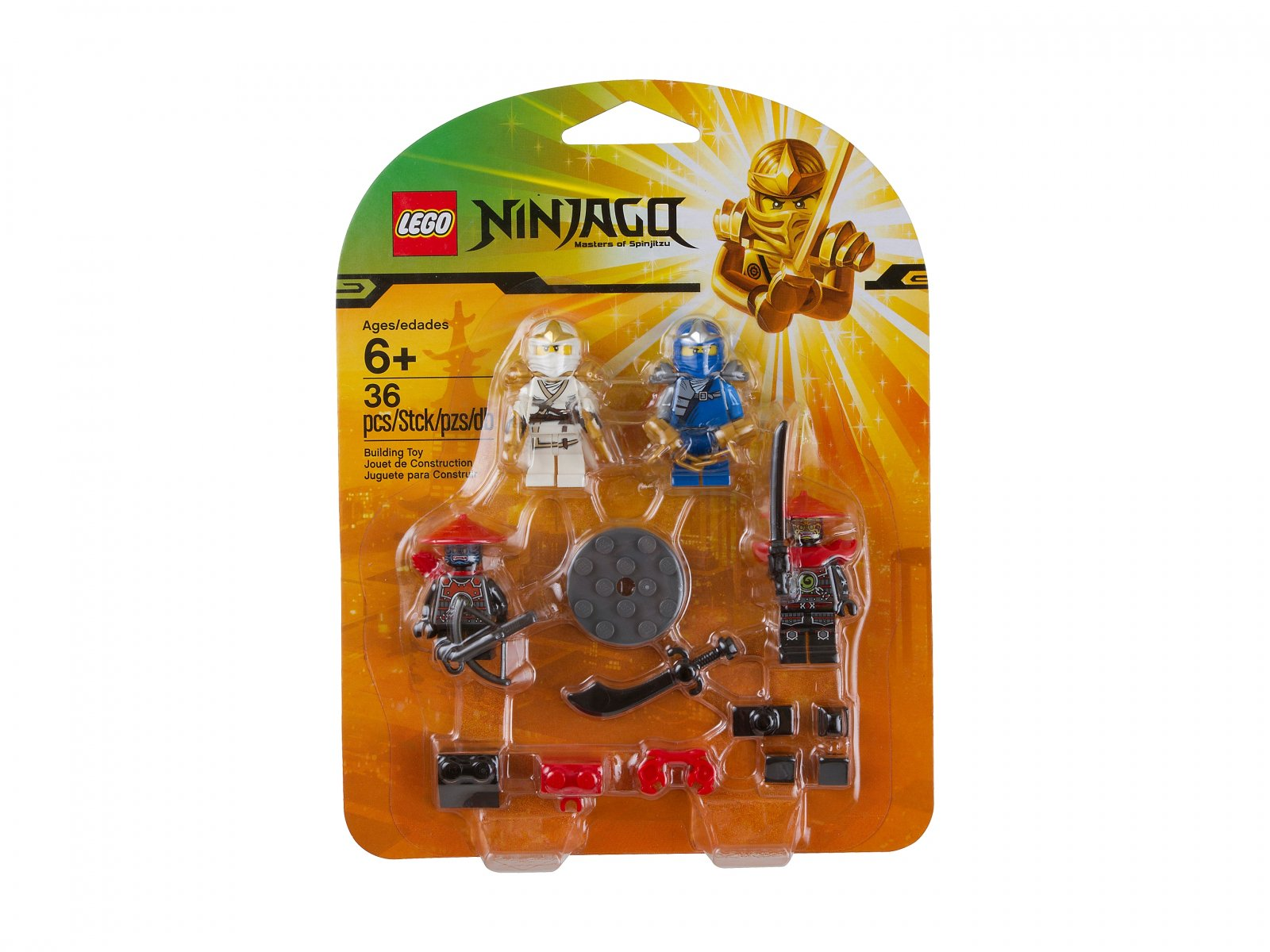 LEGO Ninjago® Samurai Accessory Set 850632