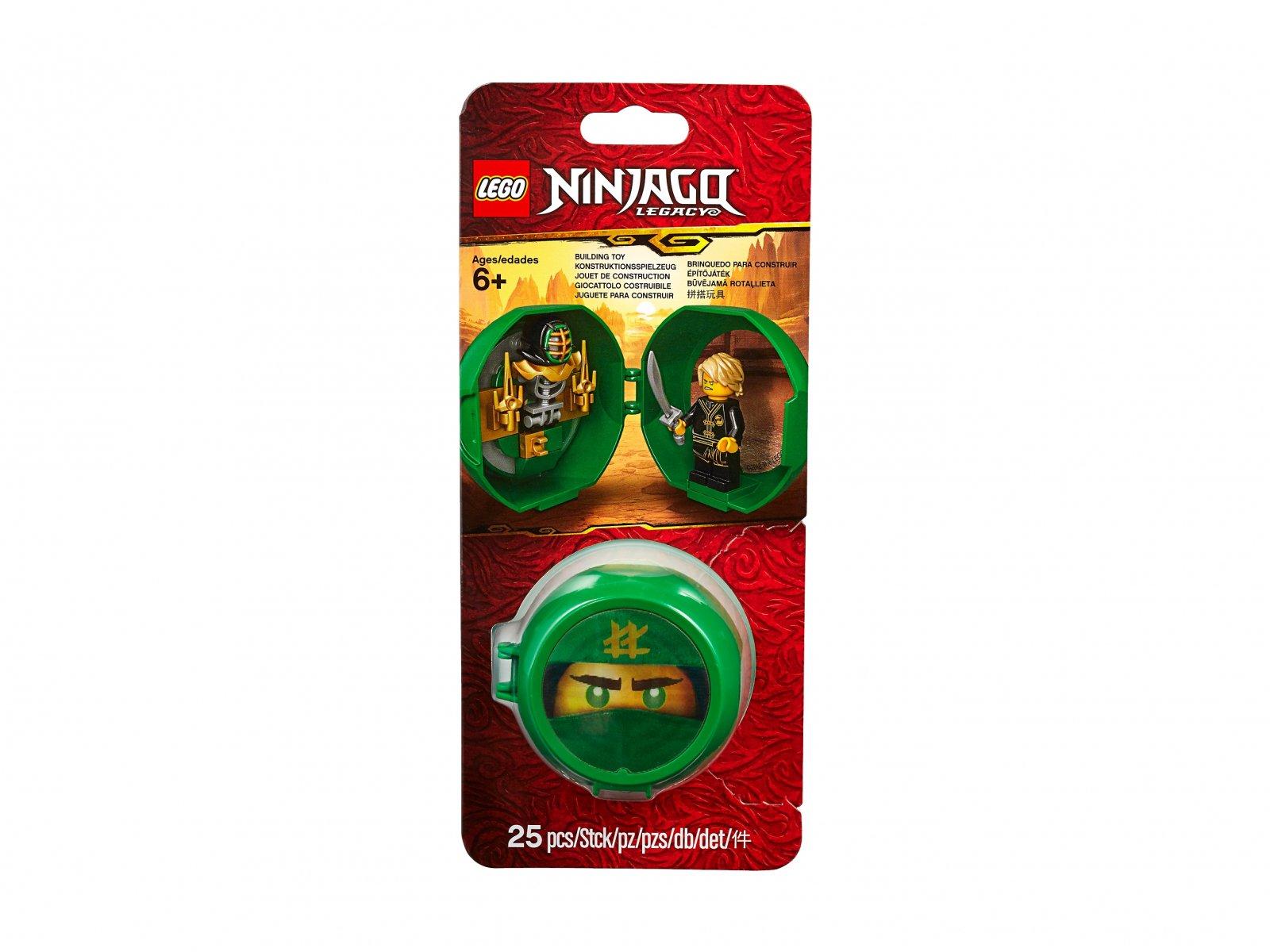 853899 Lego Ninjago Trening Kendo Lloyda Kapsuła