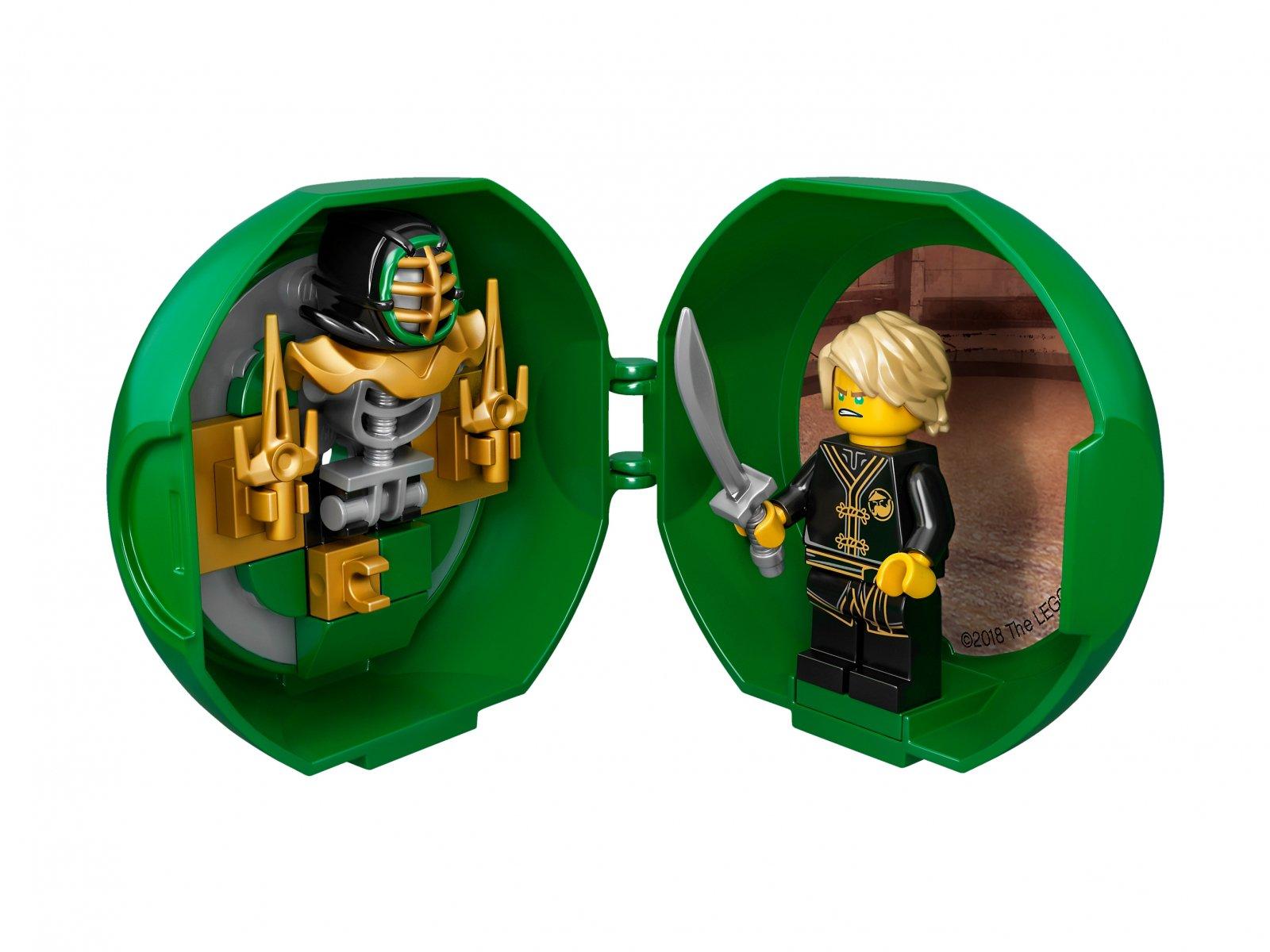 Lego 853899 Ninjago Trening Kendo Lloyda Kapsuła