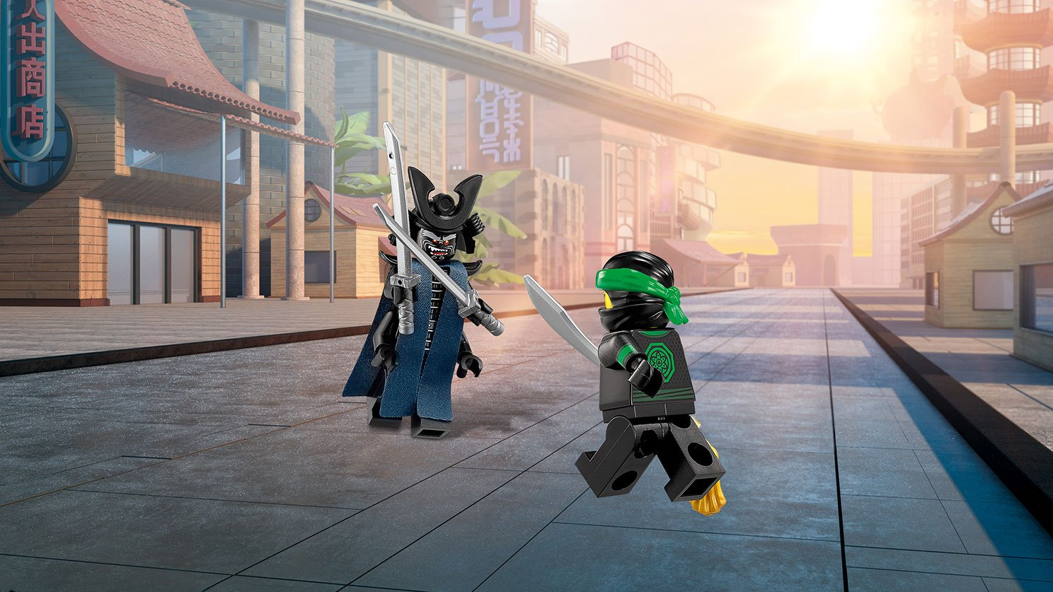 LEGO 70612 Mechaniczny smok zielonego ninja
