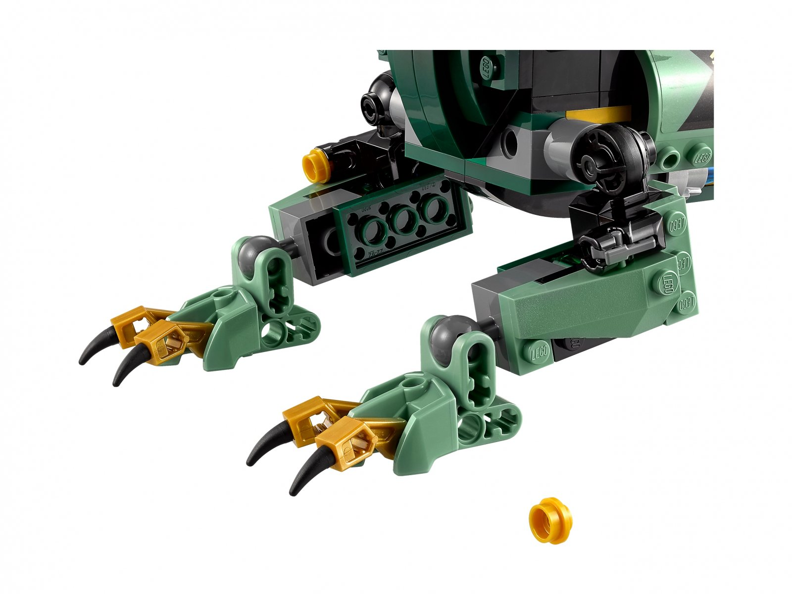 LEGO Ninjago® Movie™ 70612 Mechaniczny smok zielonego ninja