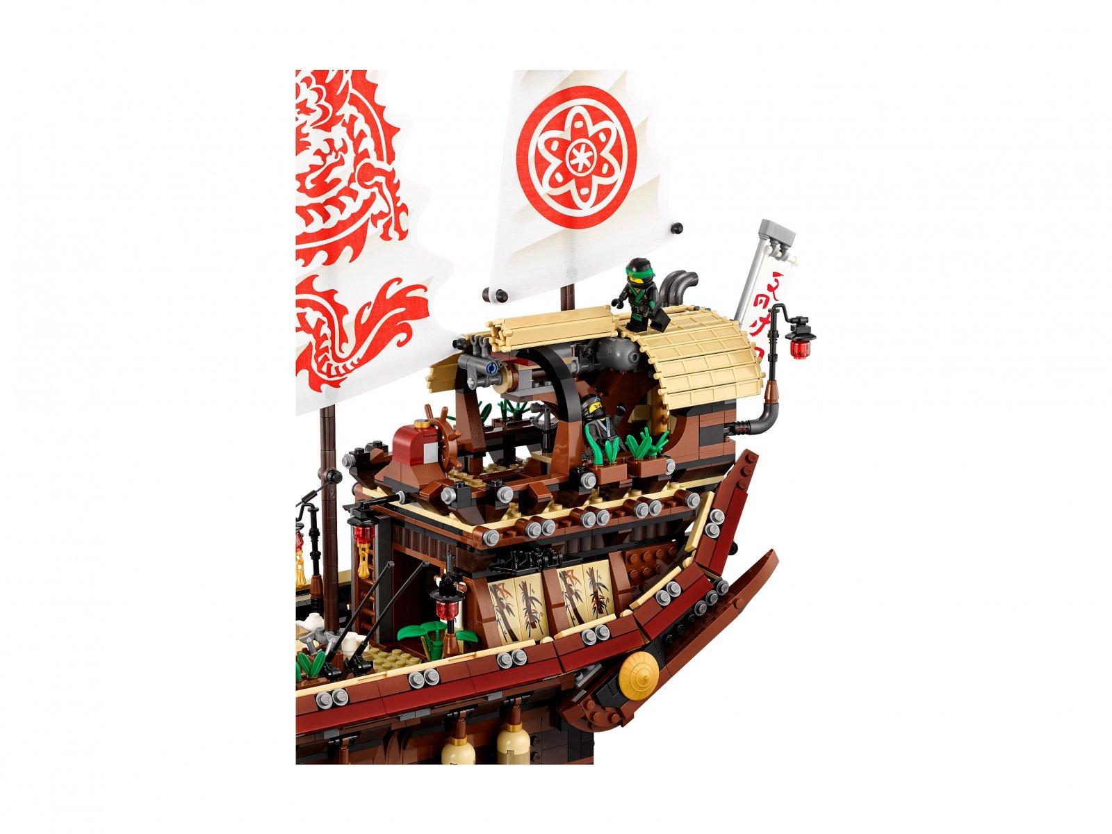 LEGO Ninjago® Movie™ Perła Przeznaczenia 70618