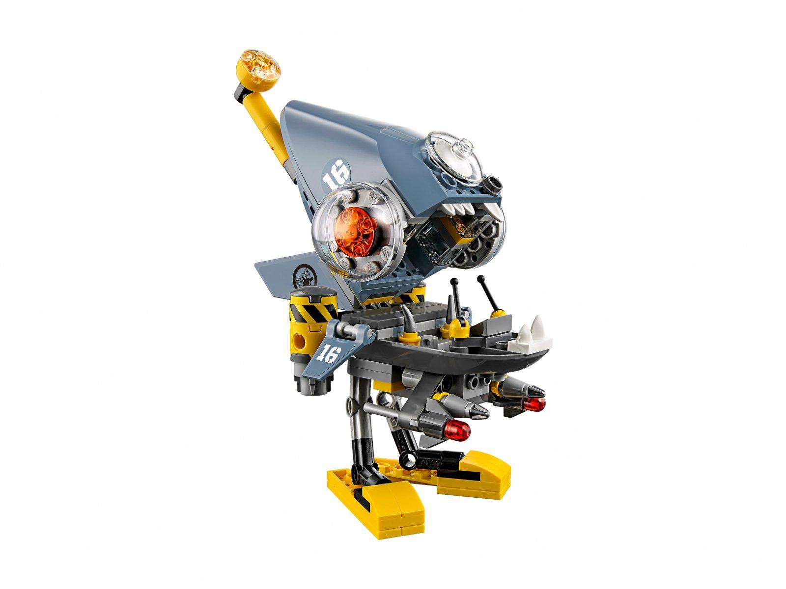 LEGO 70629 Atak Piranii