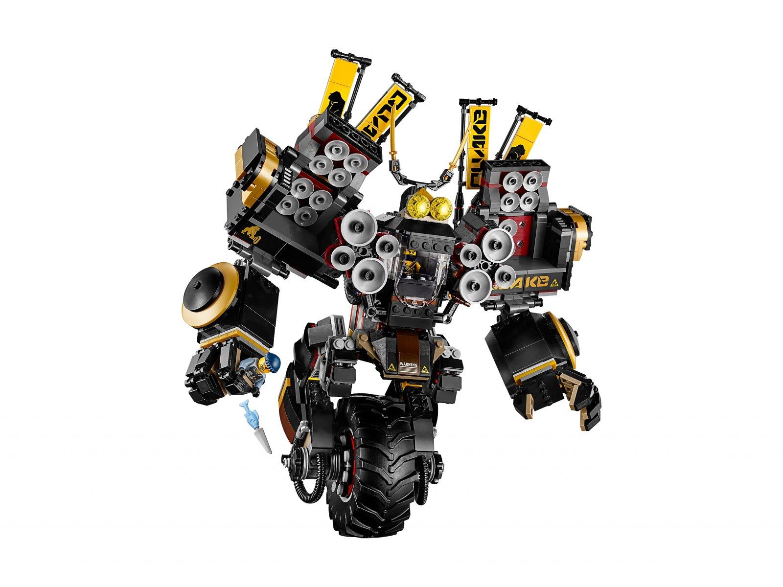 LEGO 70632 Ninjago® Movie™ Mech wstrząsu