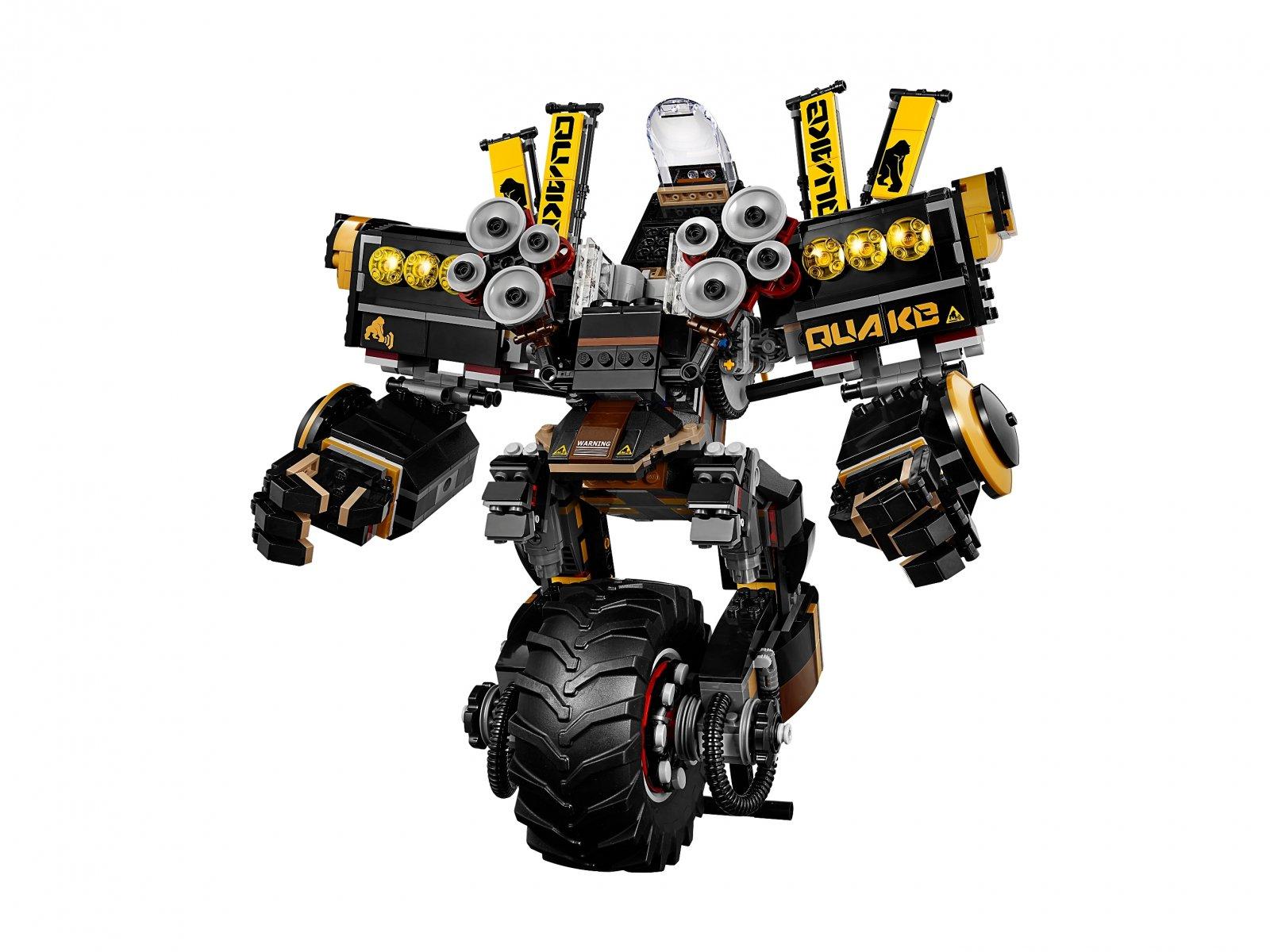 LEGO Ninjago® Movie™ Mech wstrząsu 70632