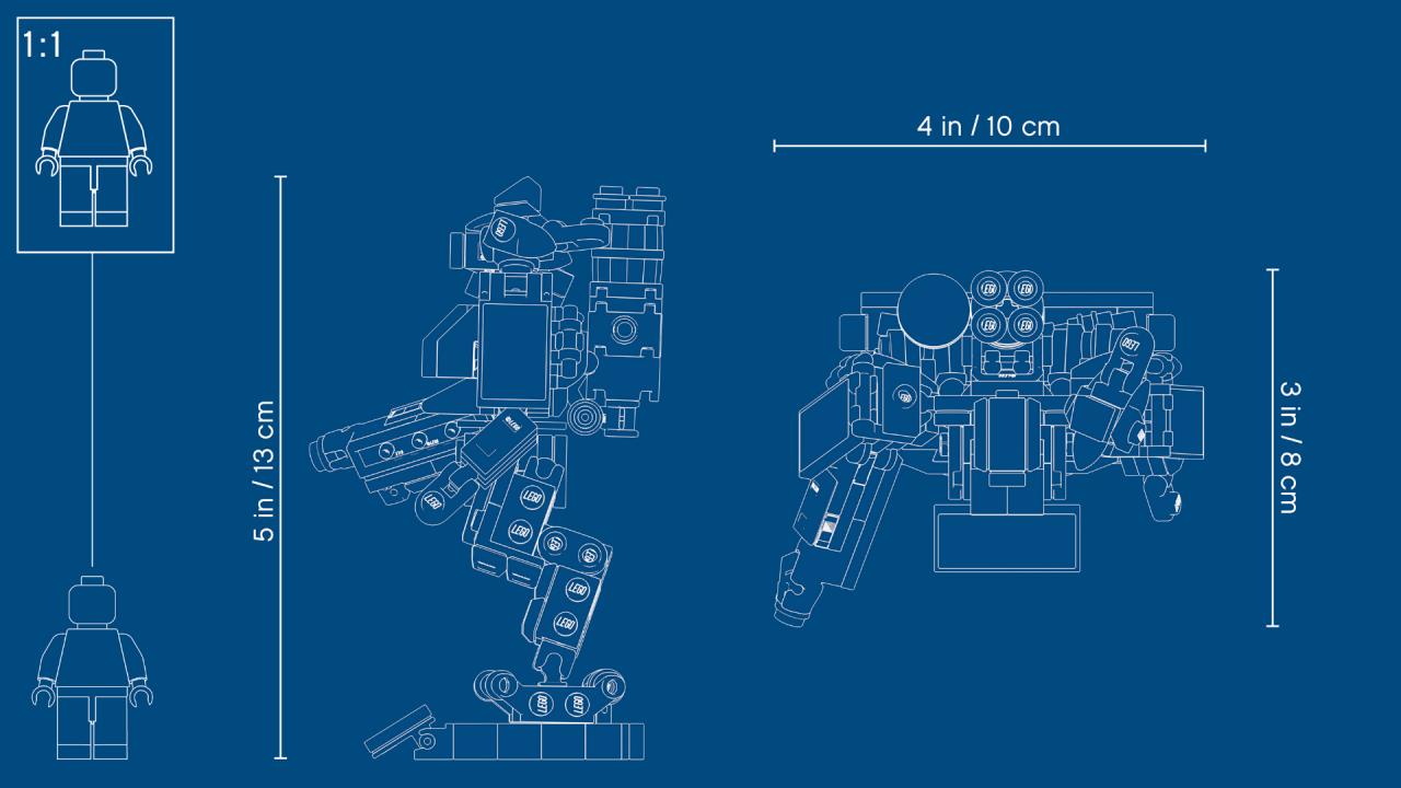 LEGO 75987 Omnic Bastion