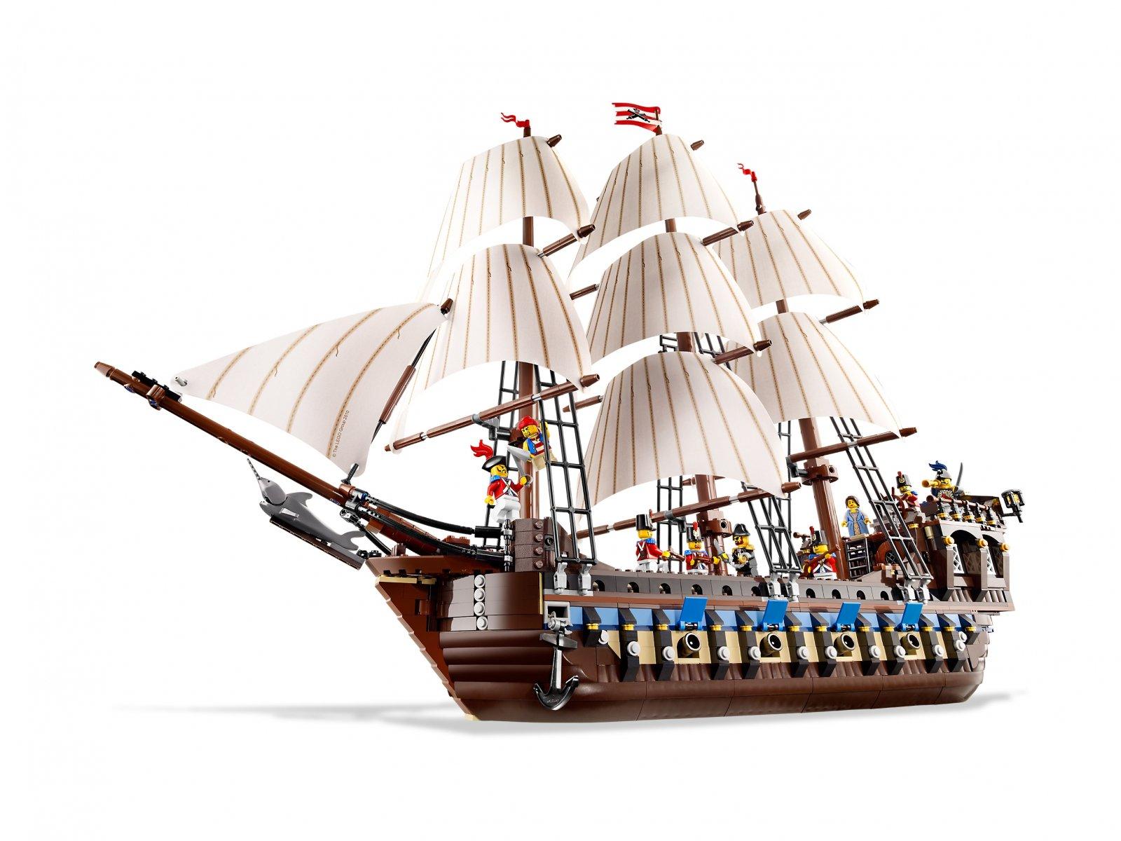 LEGO Pirates Imperial Flagship 10210