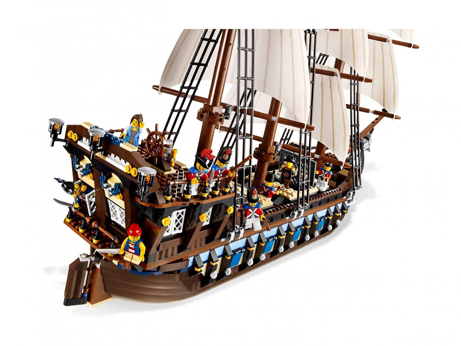 LEGO 10210 Pirates Imperial Flagship