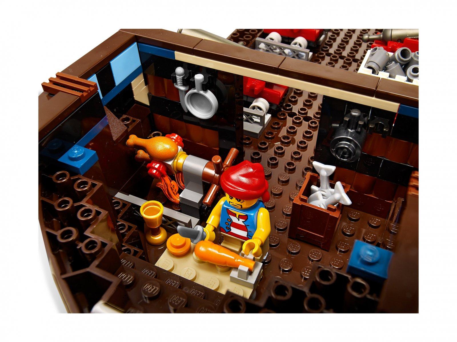 LEGO Pirates 10210 Imperial Flagship
