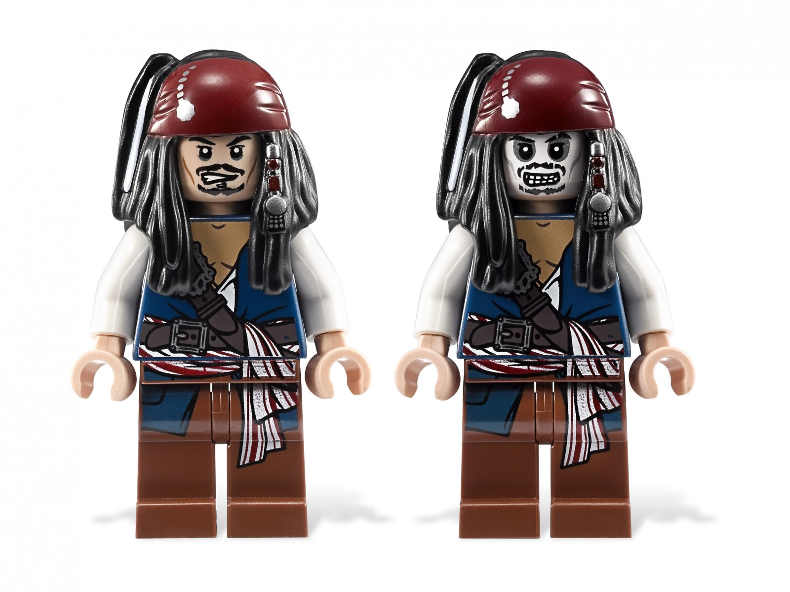 LEGO 4181 Pirates of the Caribbean™ Isla de la Muerta