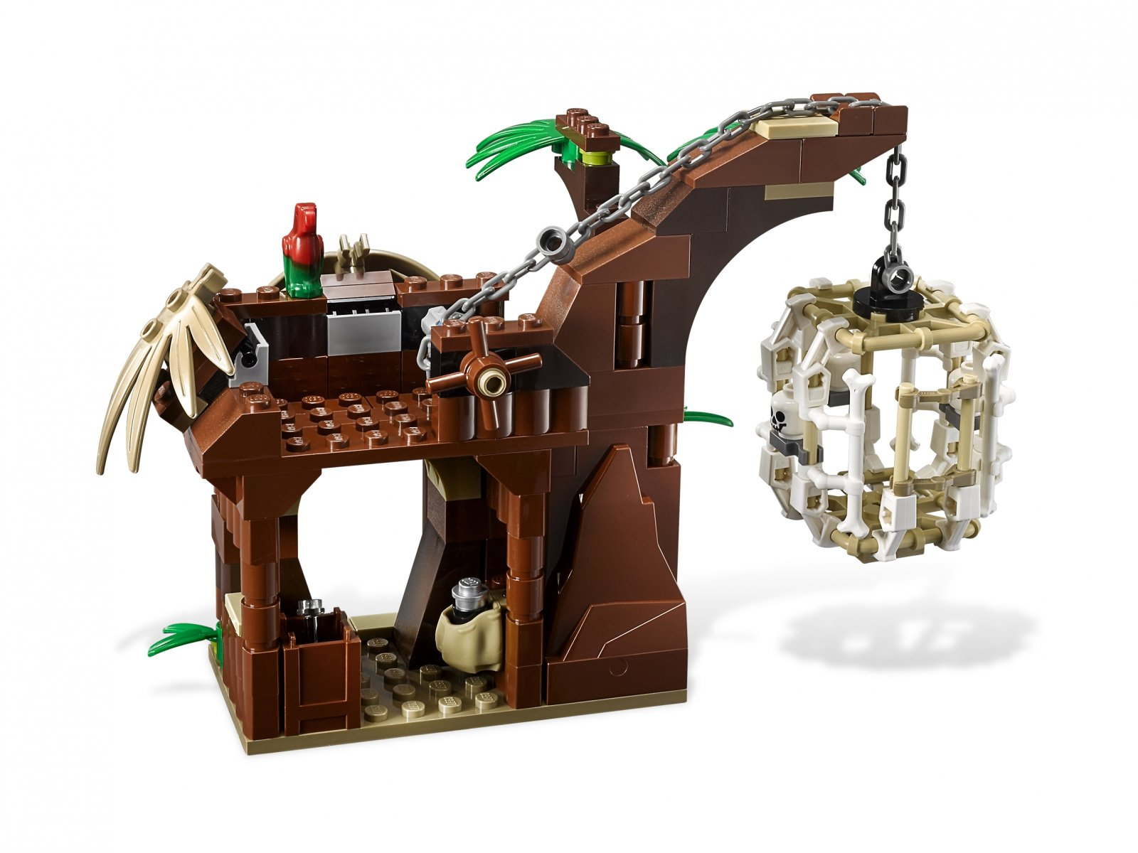 LEGO 4182 The Cannibal Escape