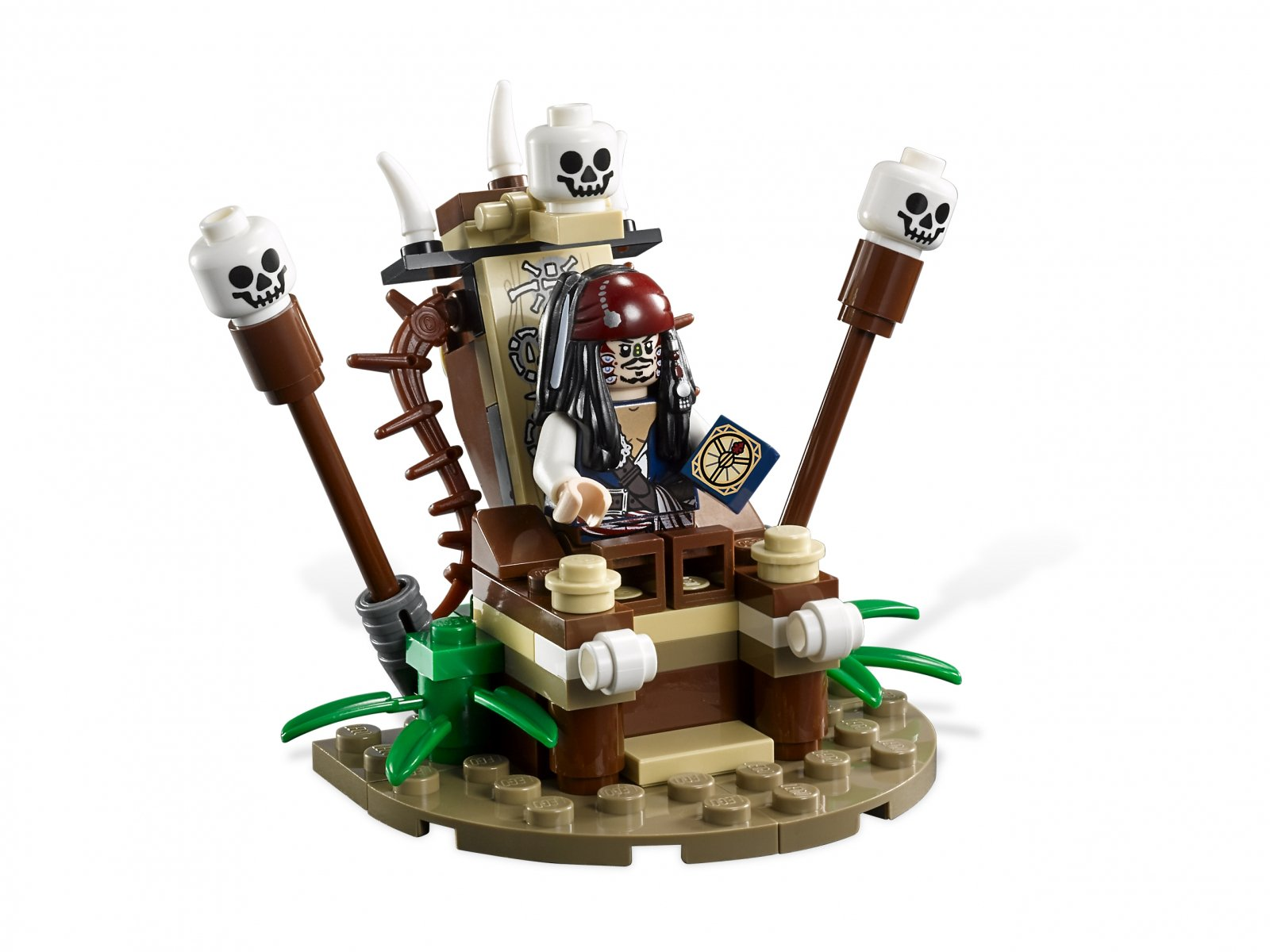 LEGO 4182 Pirates of the Caribbean™ The Cannibal Escape