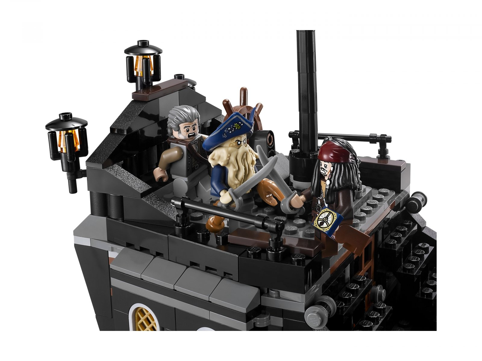 LEGO 4184 Pirates of the Caribbean™ The Black Pearl