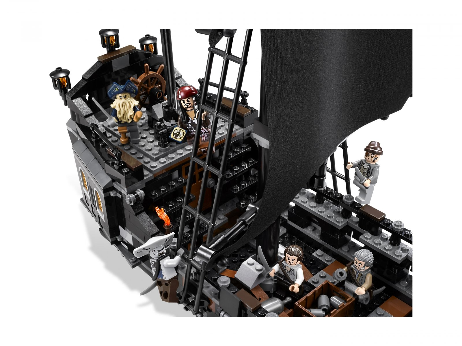 LEGO 4184 The Black Pearl