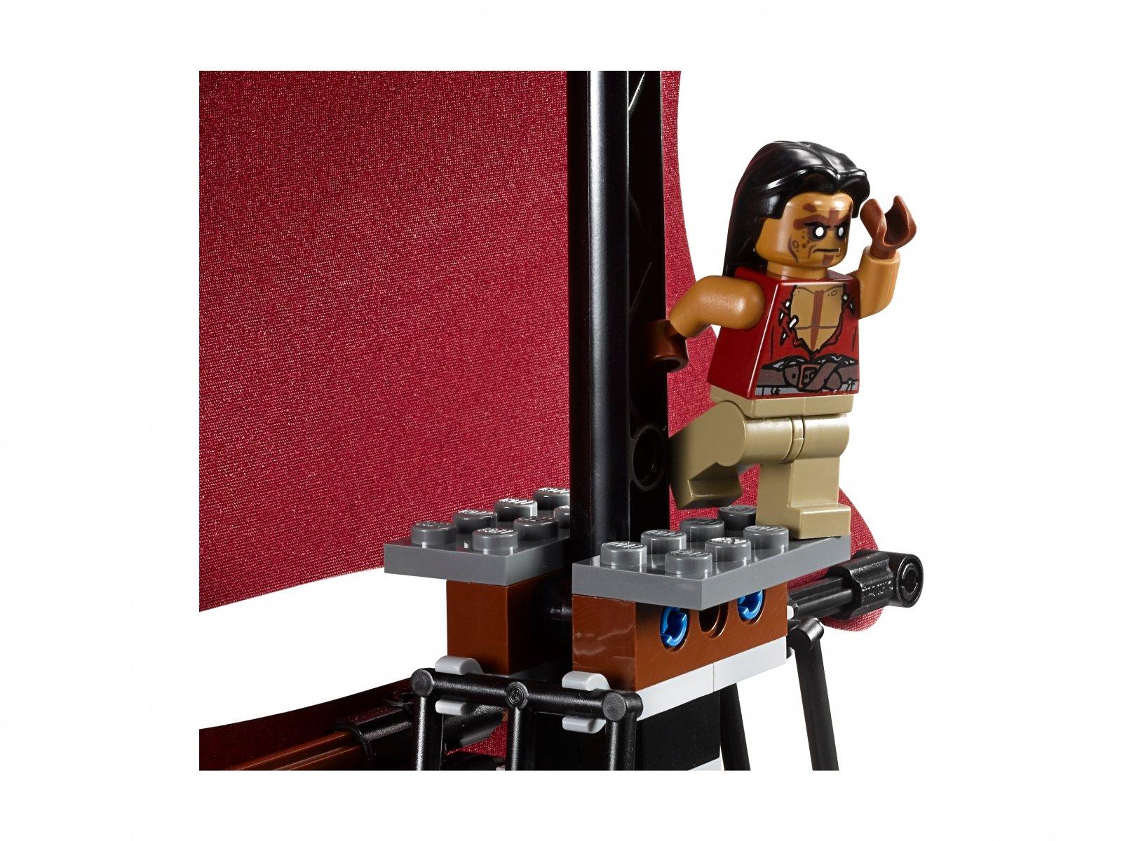 LEGO 4195 Queen Anne's Revenge