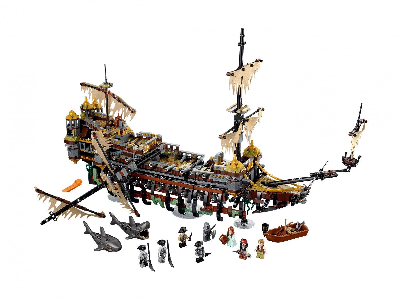 LEGO 71042 Cicha Maria