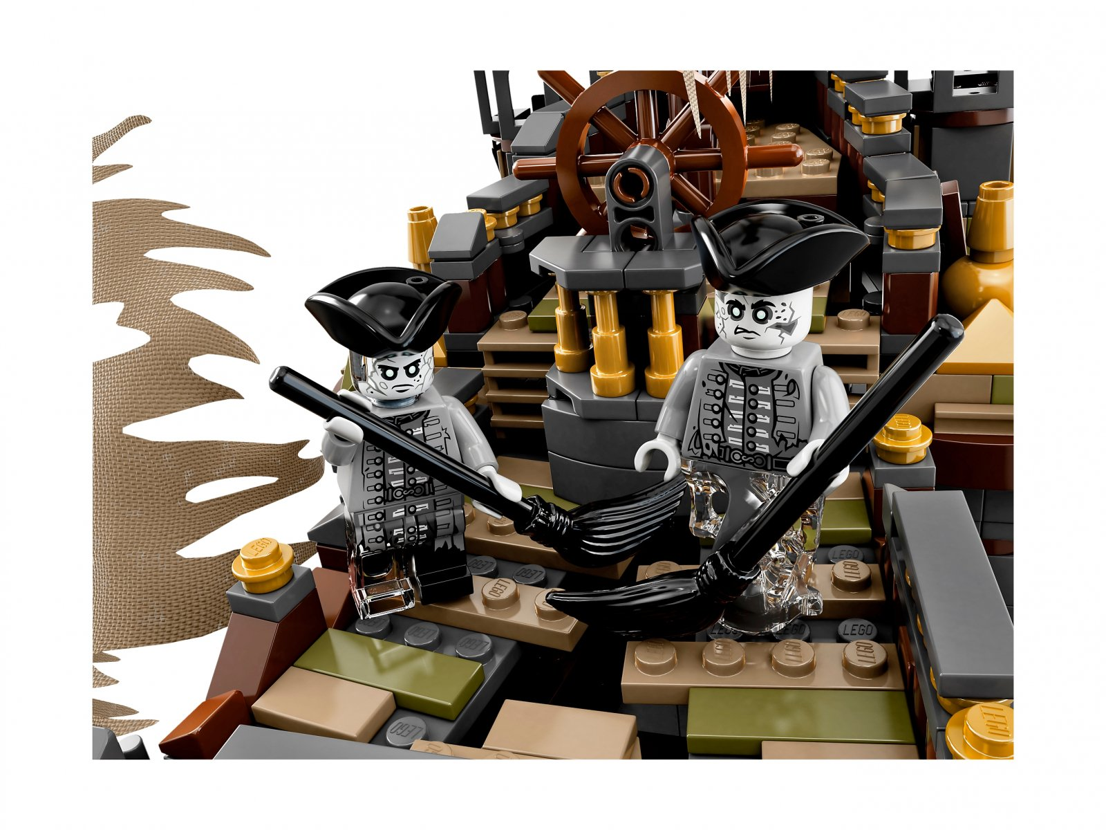 LEGO Pirates of the Caribbean 71042 Cicha Maria