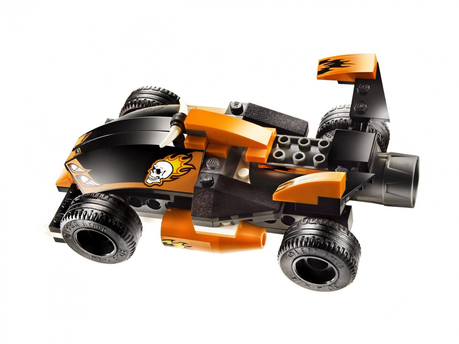 LEGO 7971 Racers Zło porównaj ceny | zklocków.pl