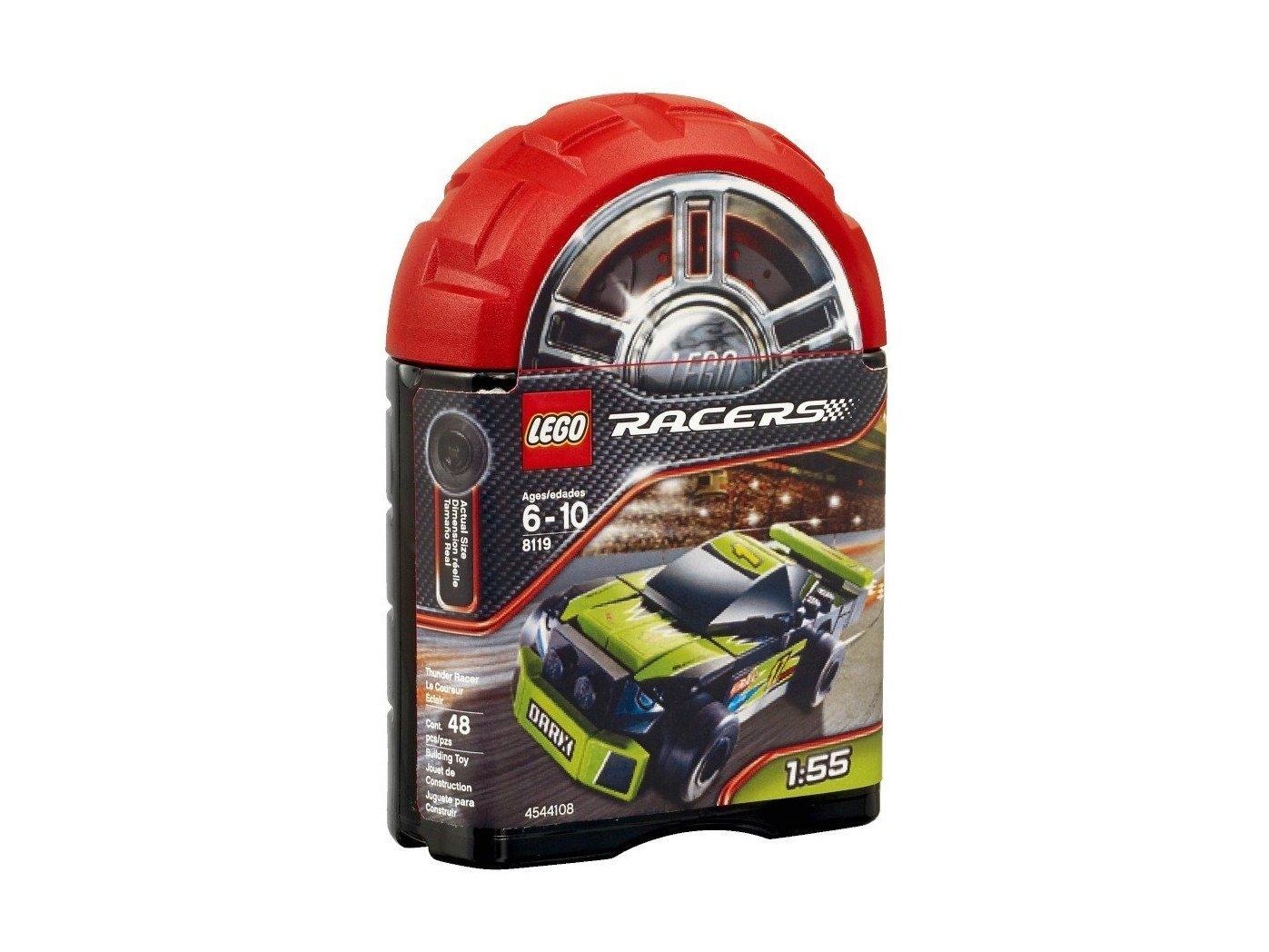 LEGO 8119 Racers Thunder Racer
