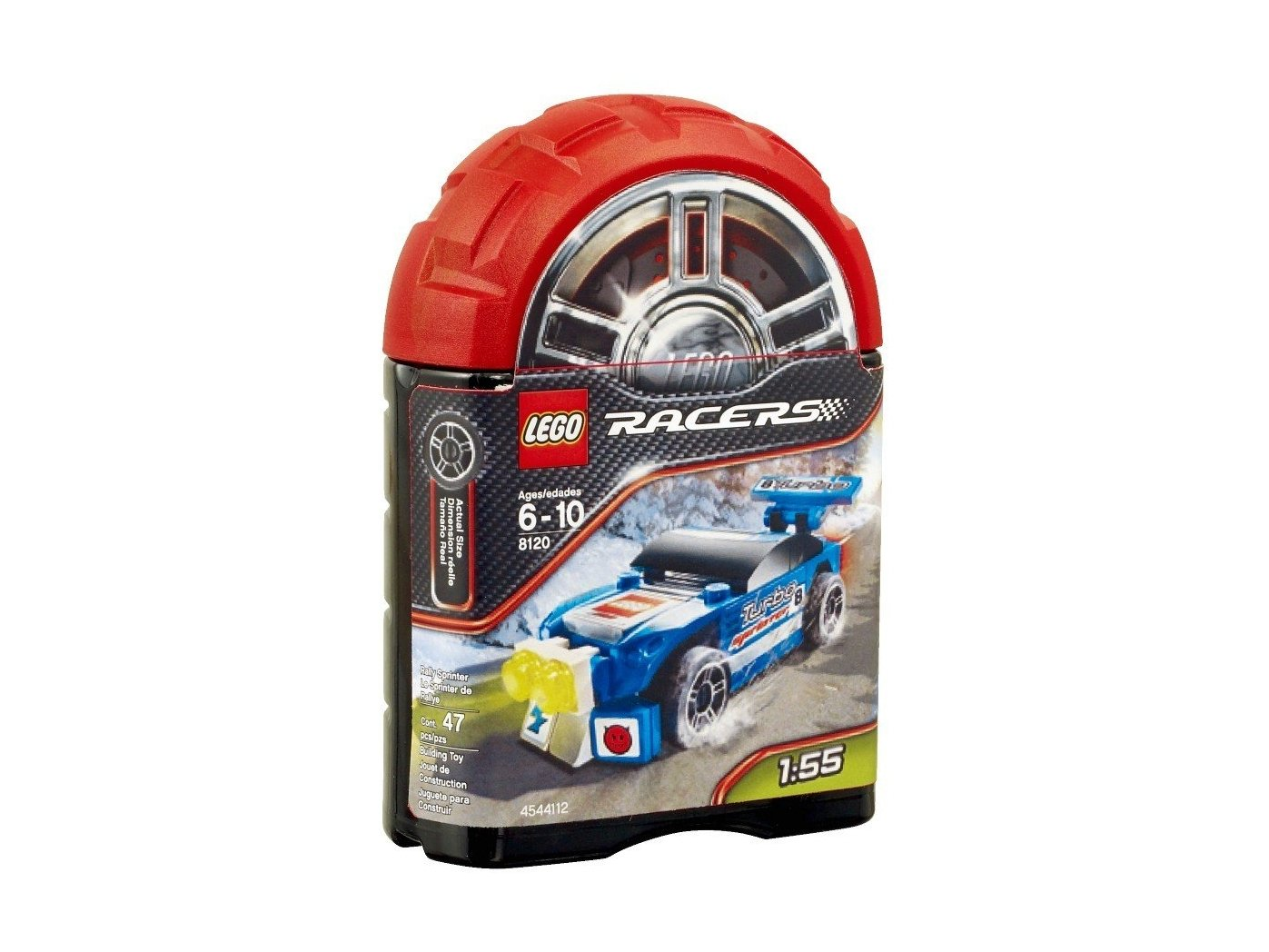 LEGO 8120 Racers Rally Sprinter