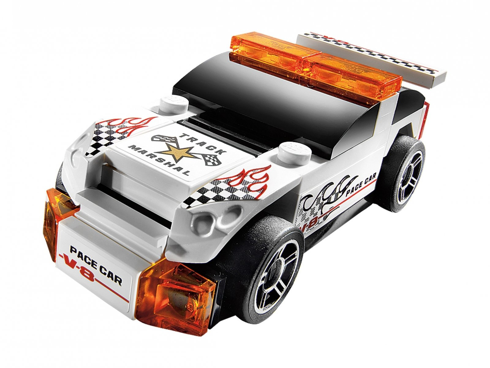 LEGO 8121 Racers Track Marshal