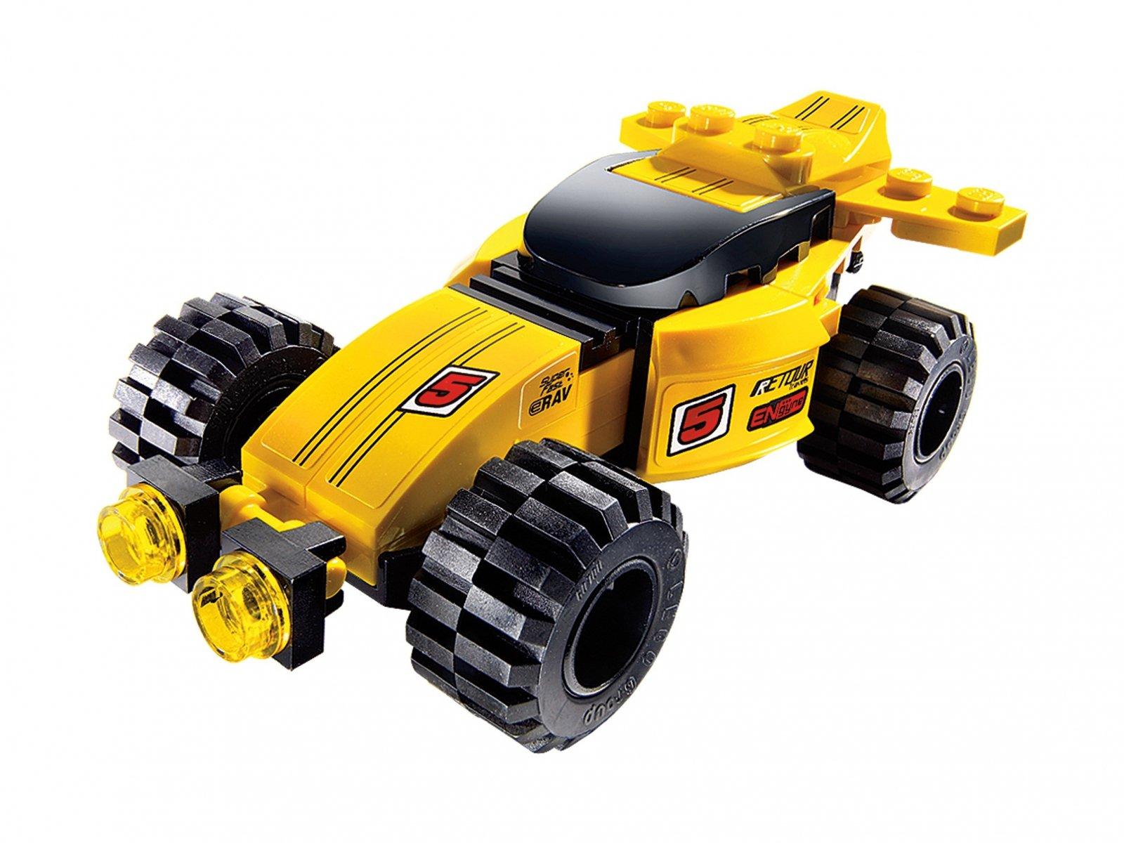 LEGO Racers Desert Viper 8122