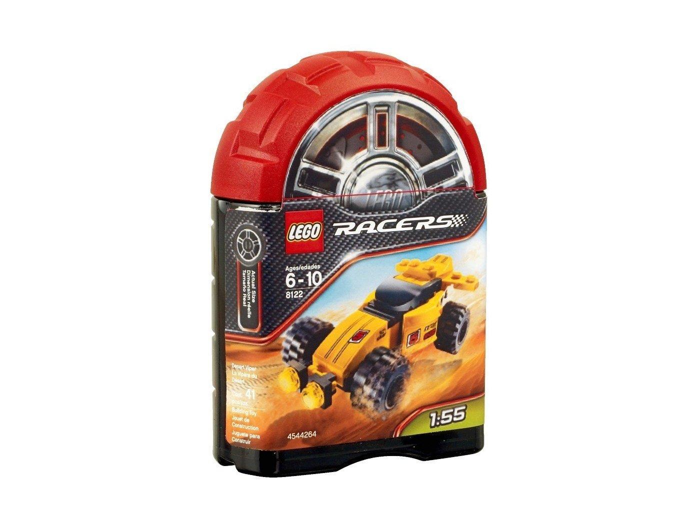 LEGO 8122 Racers Desert Viper