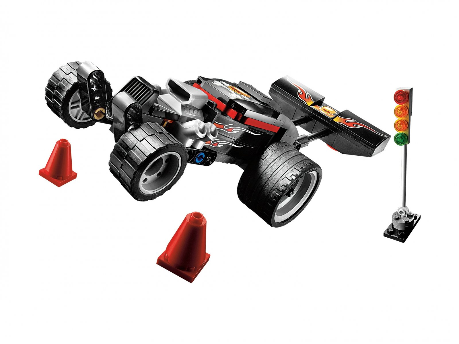 LEGO Racers Extreme Wheelie 8164