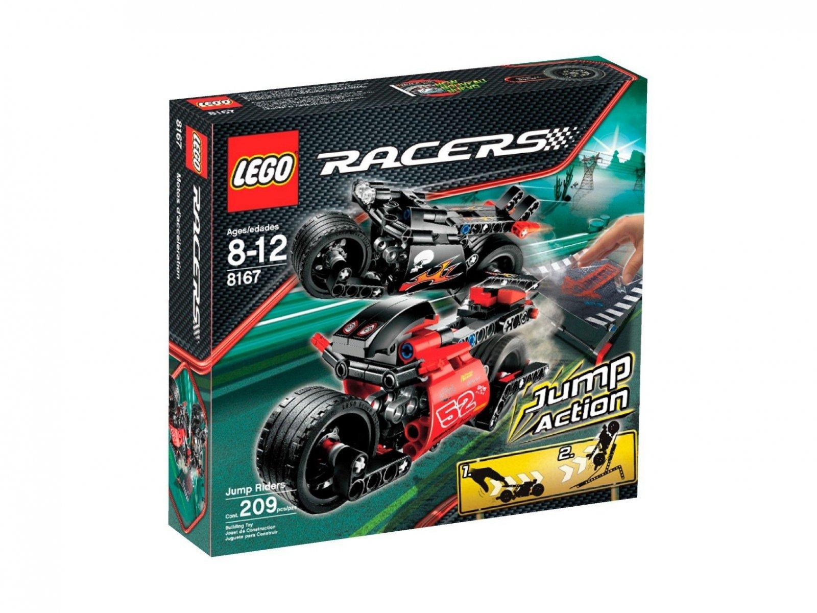 LEGO 8167 Jump Riders