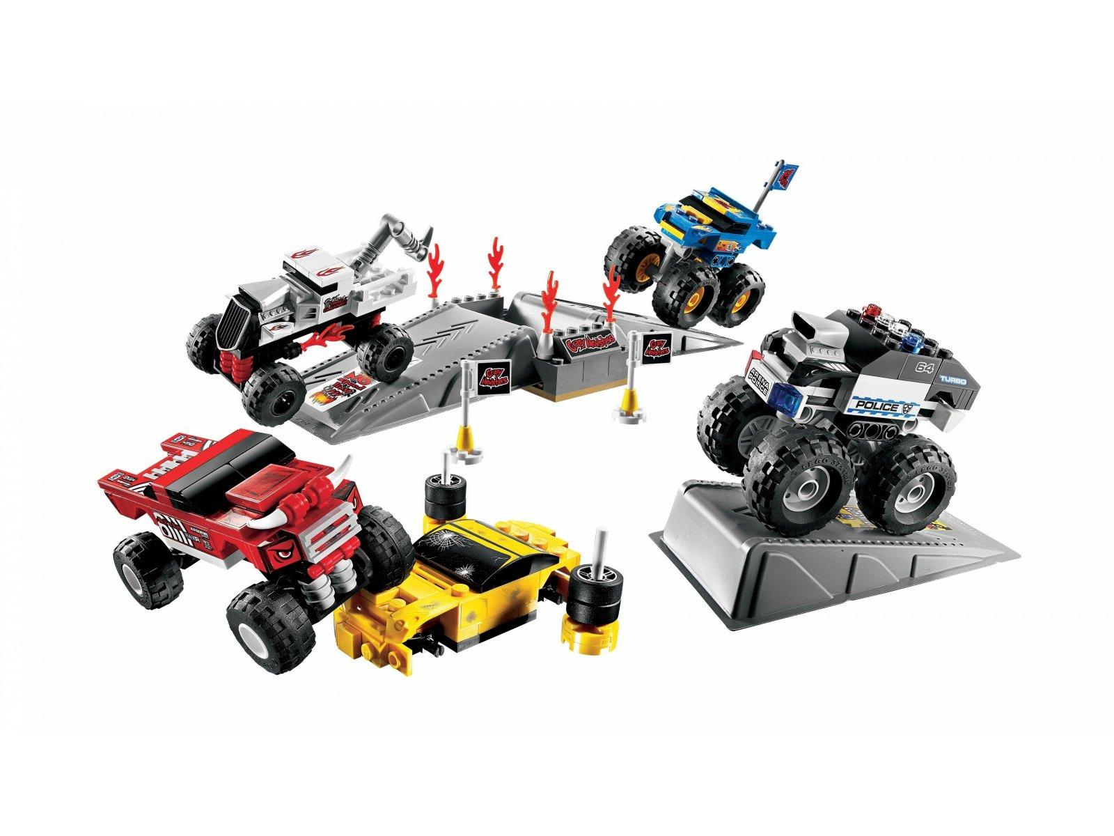 LEGO Racers 8182 Monster Crushers