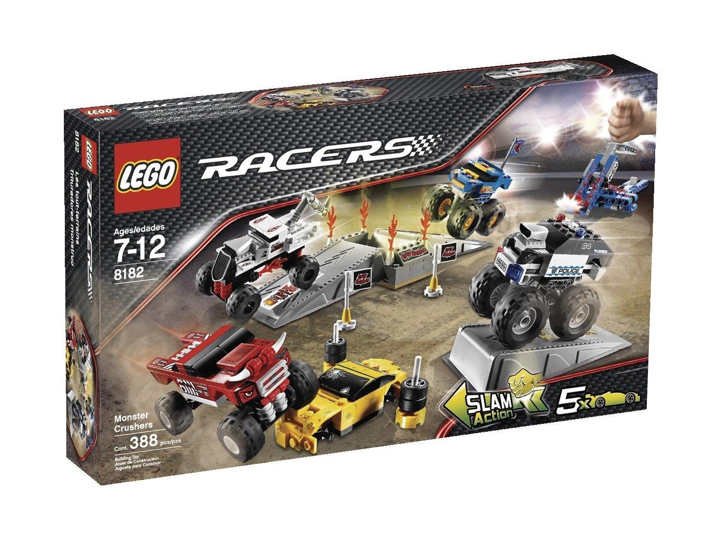 LEGO Racers Monster Crushers 8182